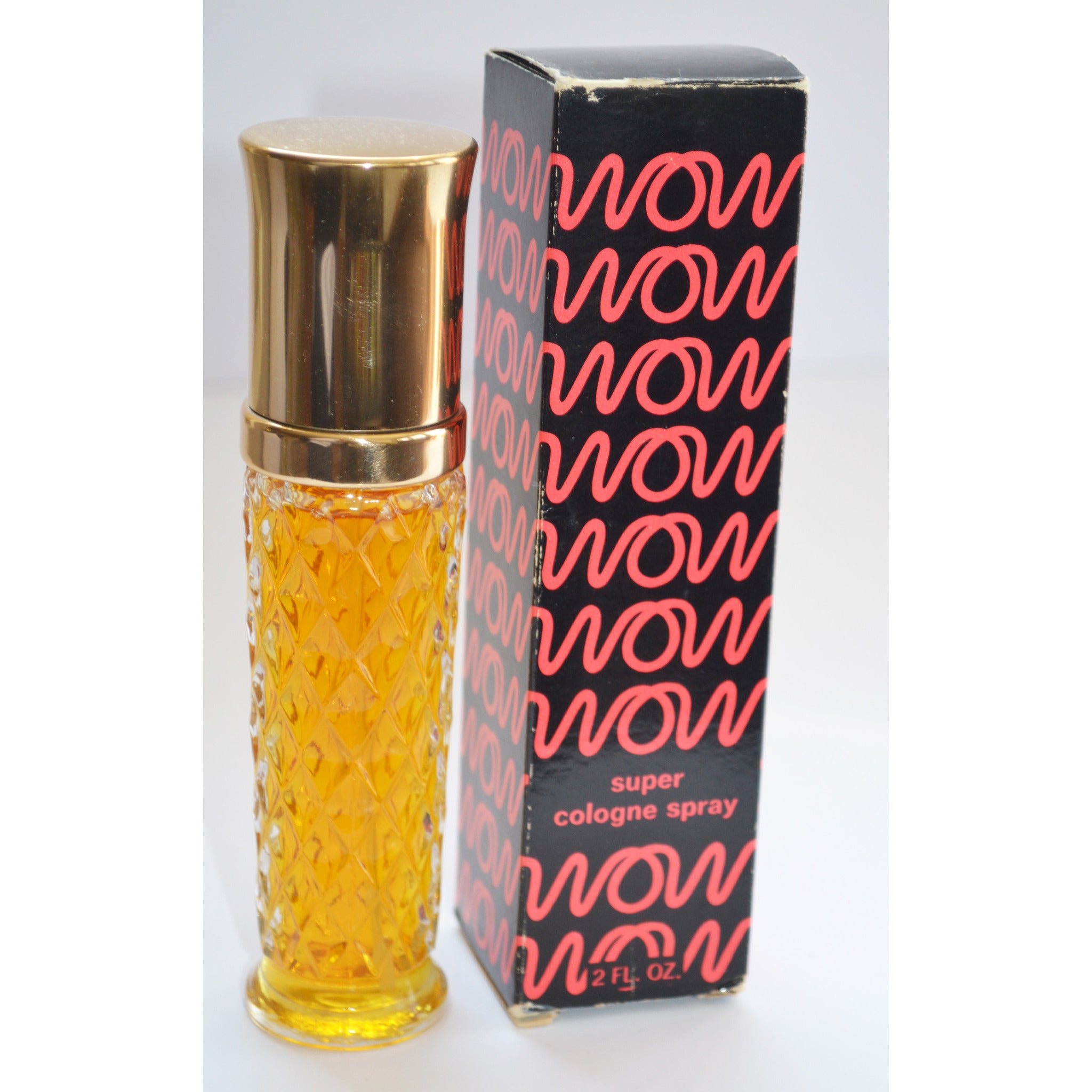 Vintage WOW Super Cologne