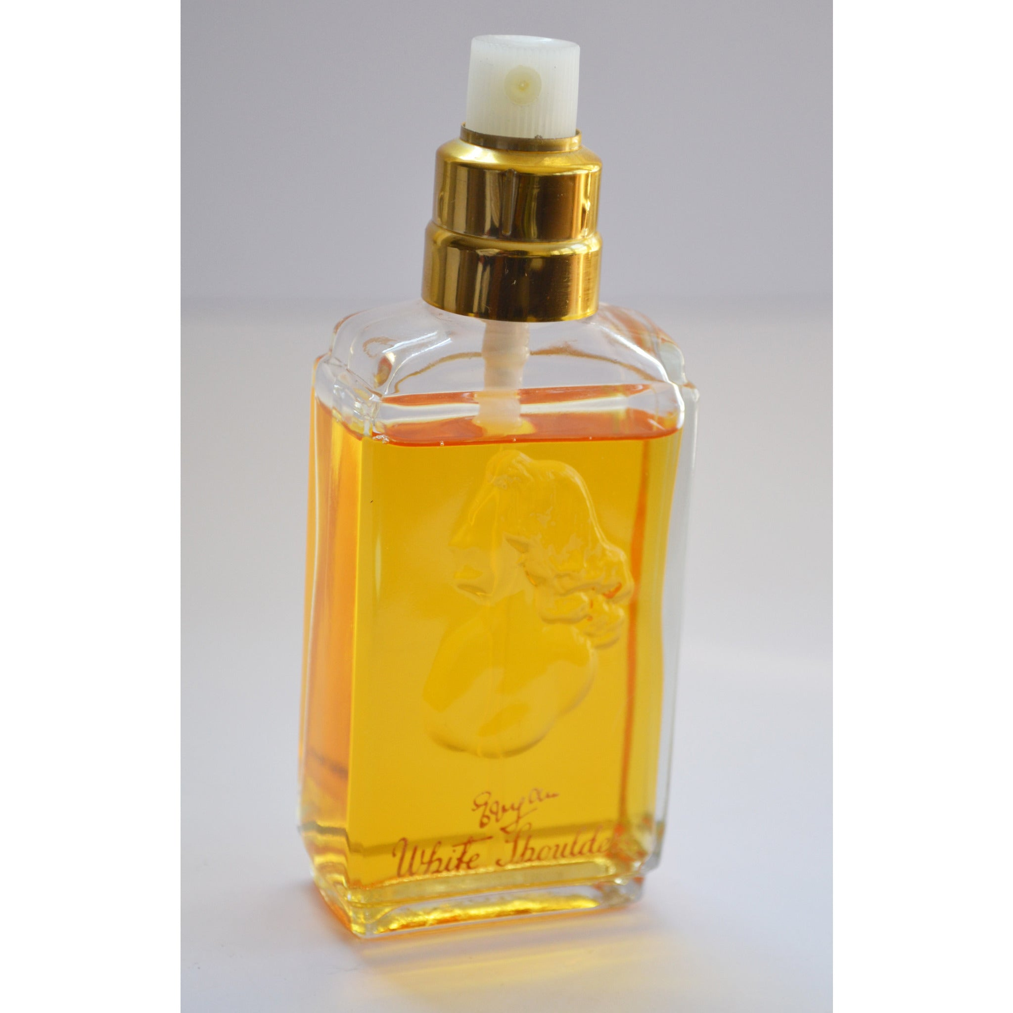 Vintage White Shoulders Cologne By Evyan