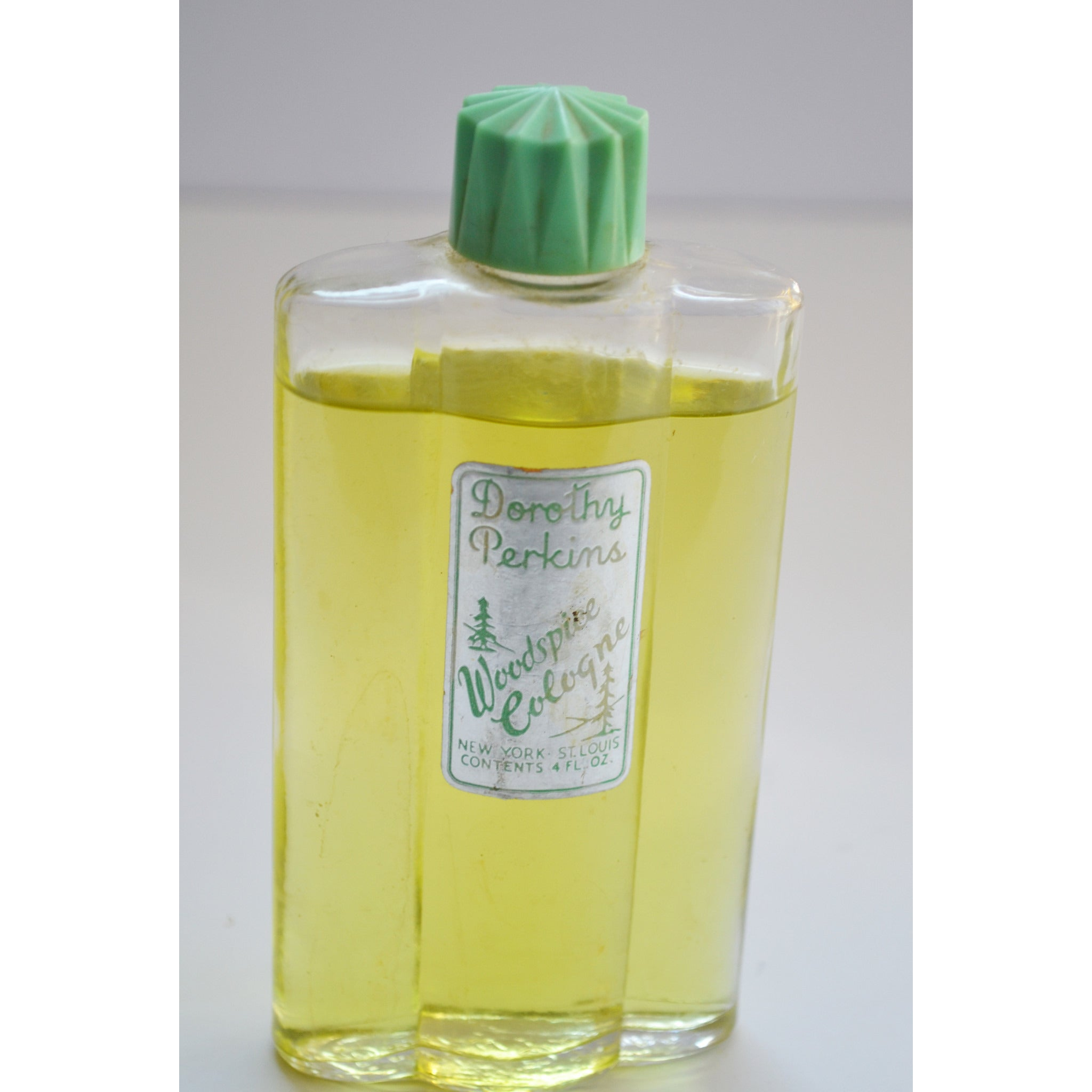 Vintage Woodspice Cologne By Dorothy Perkins