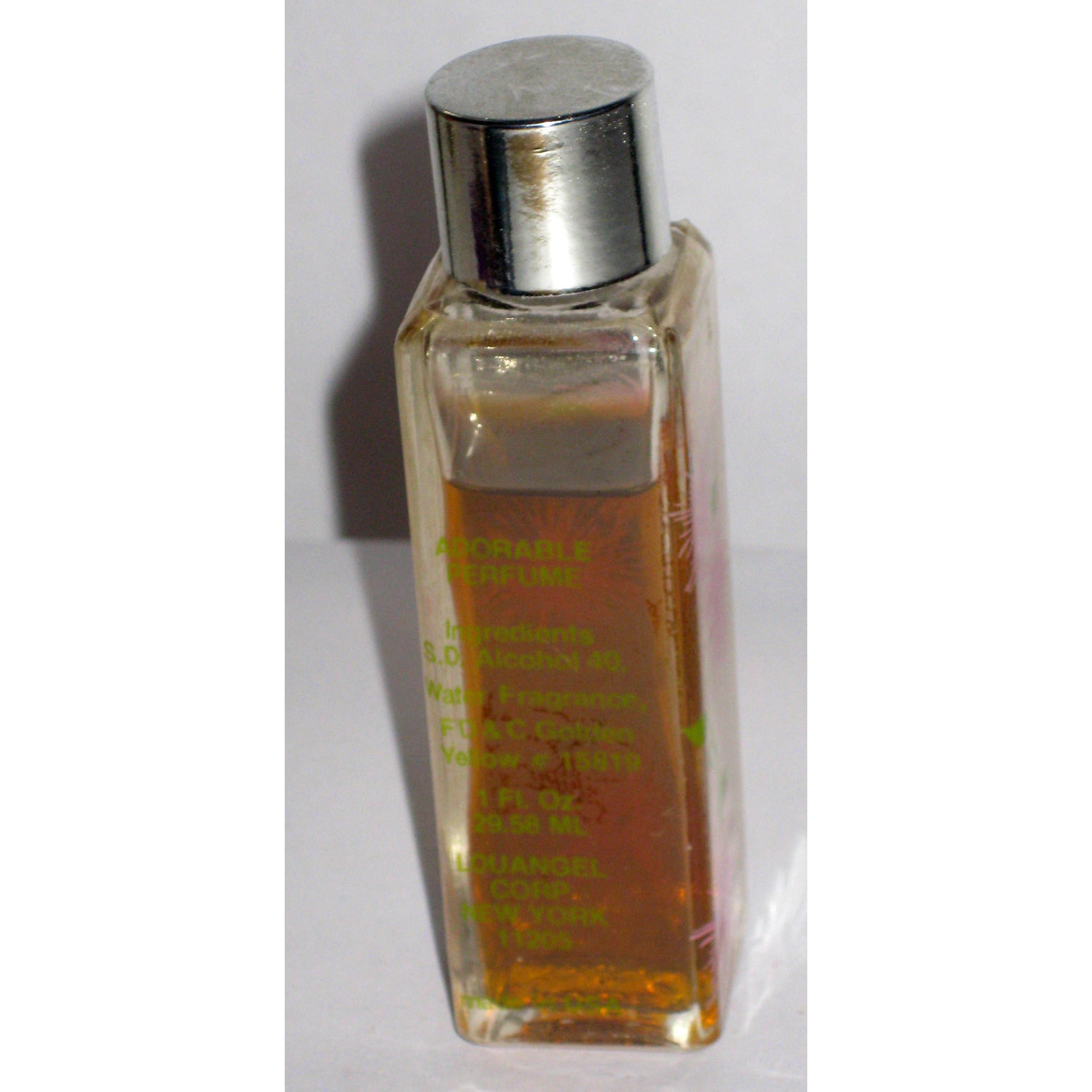 Vintage Adorable Perfume By Lou Angel Corp