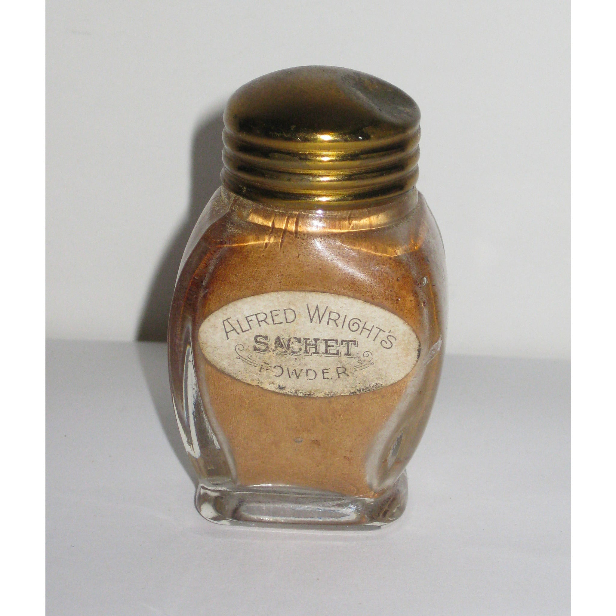 Vintage Alfred Wright's Sachet Powder