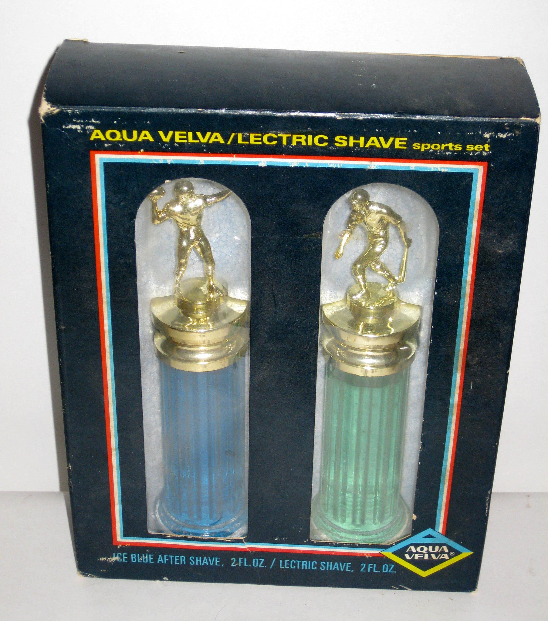 Aqua Velva Lectric Shave Sports Set