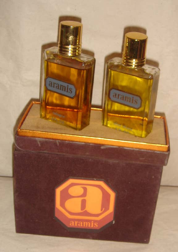 Aramis Cologne & After Shave Set