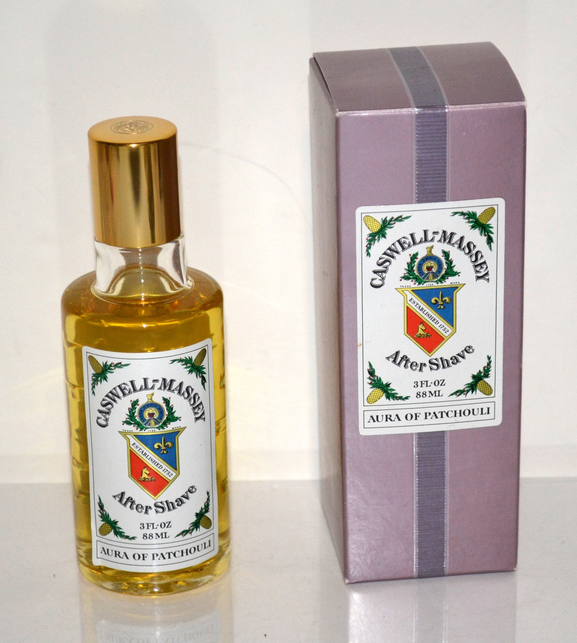 Caswell-Massey Aura Of Patchouli After Shave