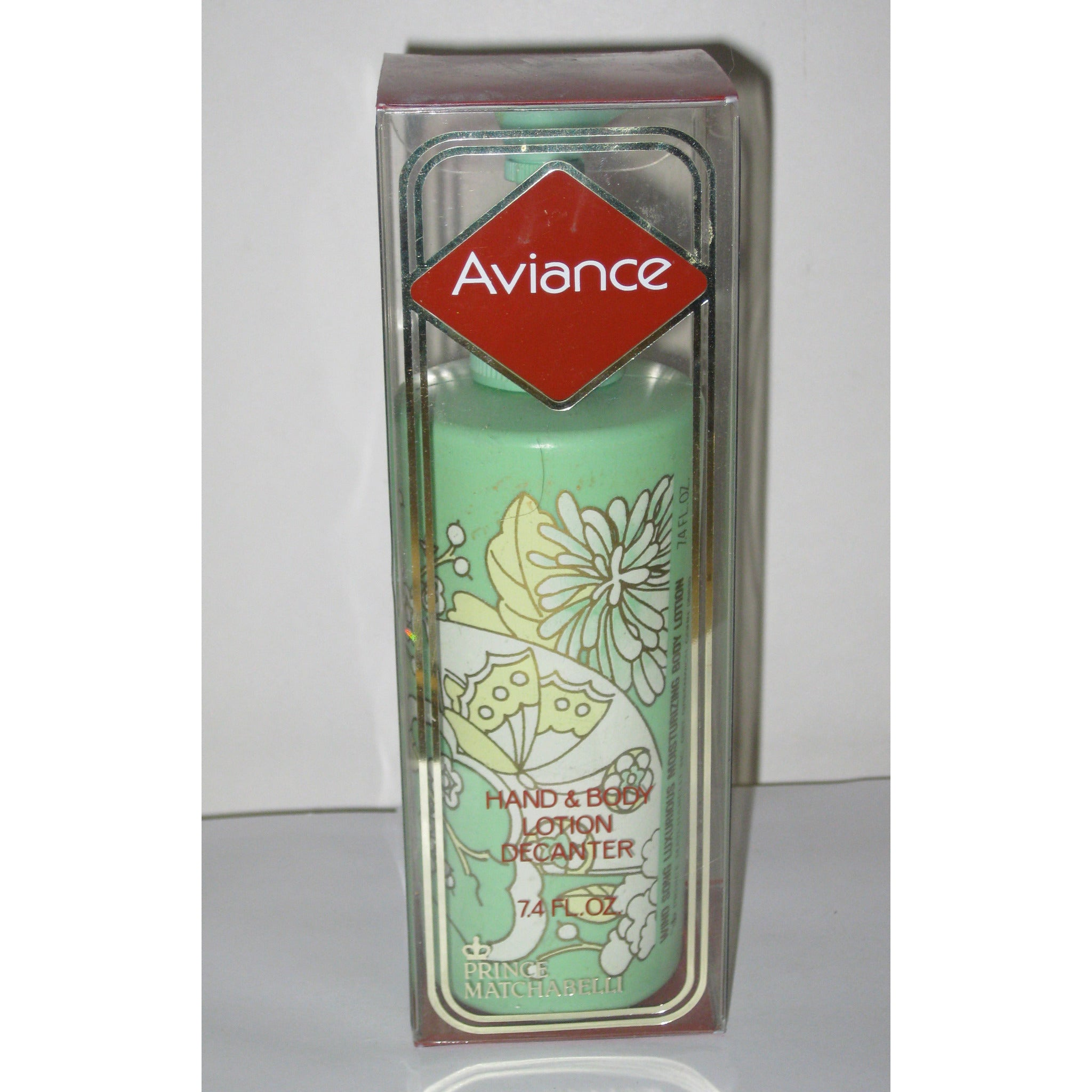 Vintage Aviance Lotion By Prince Matchabelli