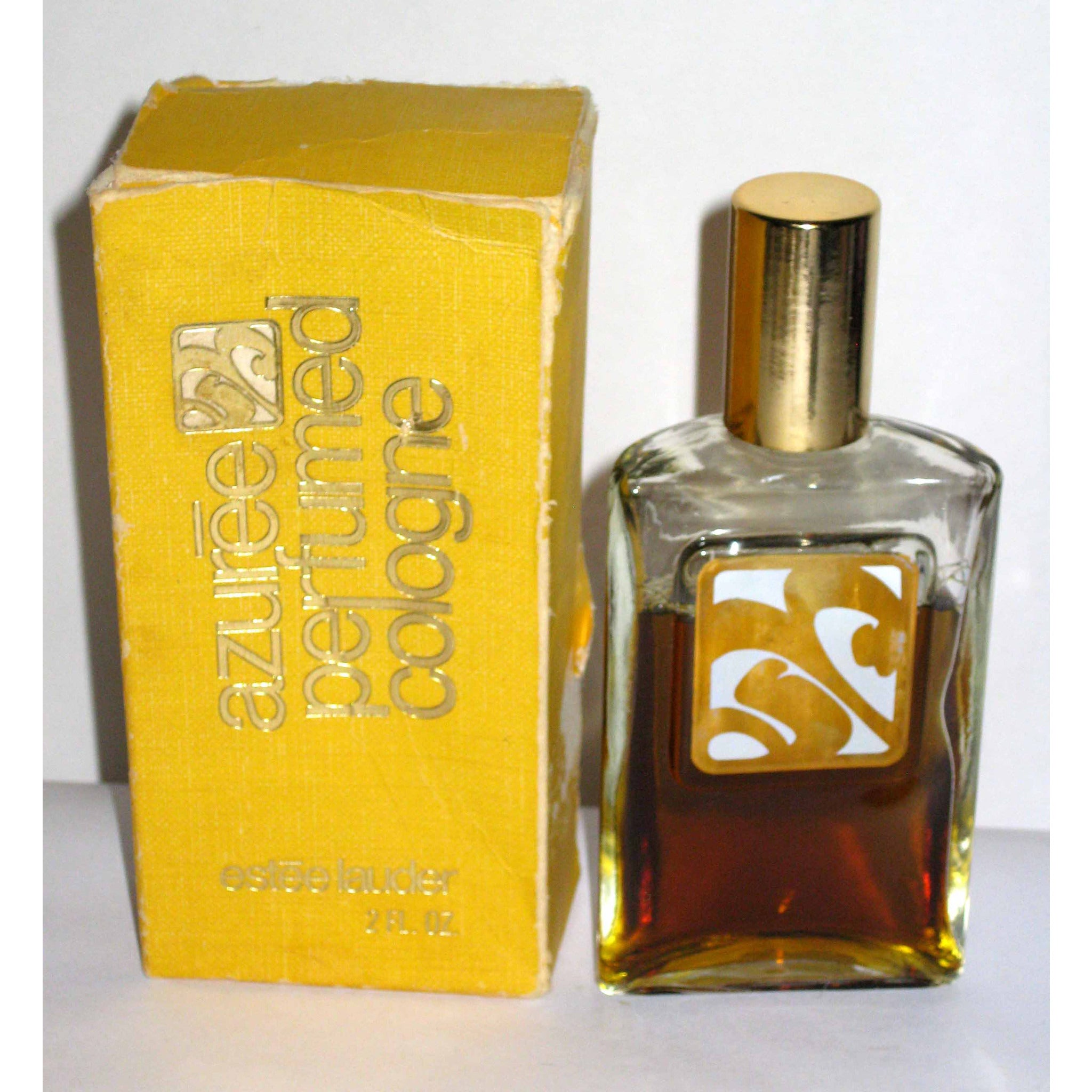 Vintage Azuree Cologne By Estee Lauder