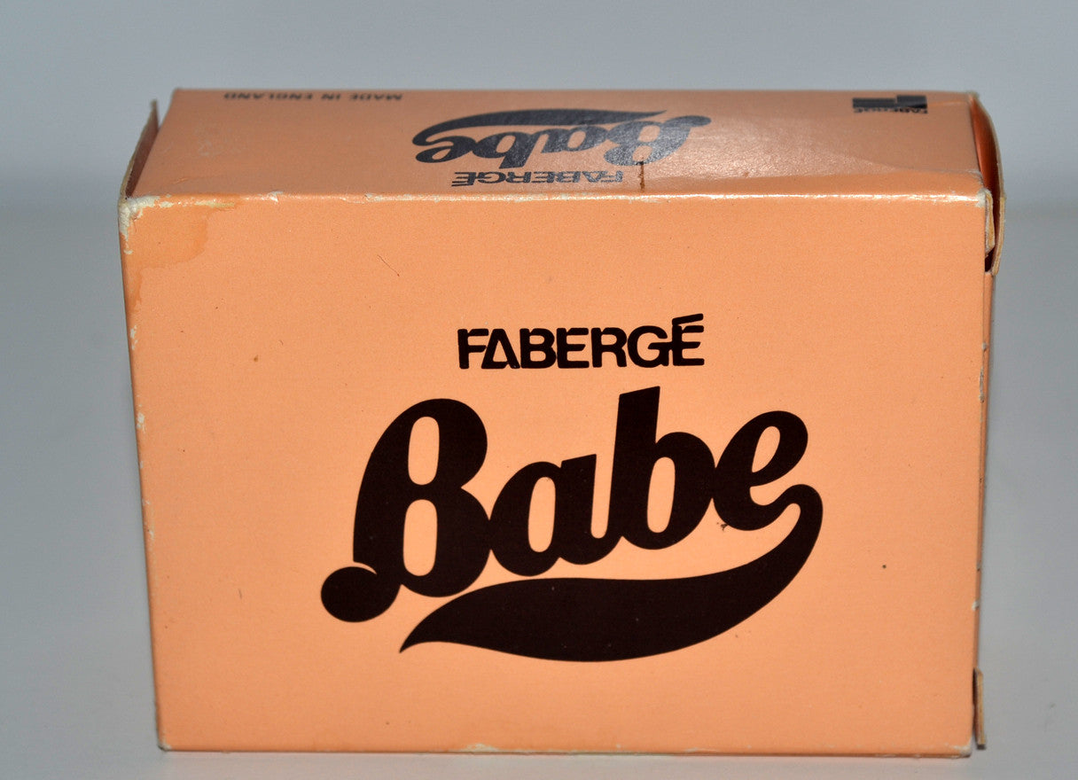 Faberge Babe Soap