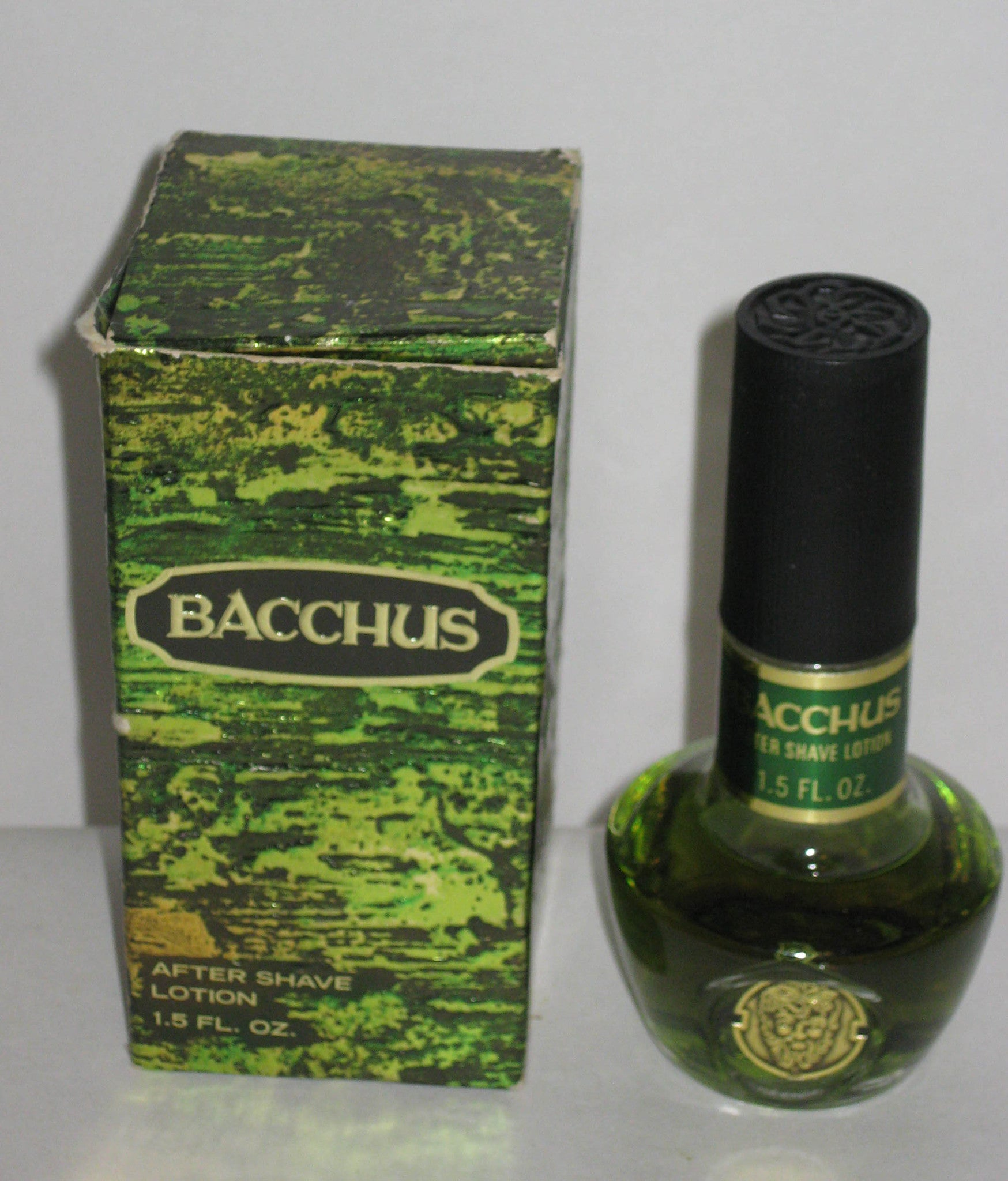 Vintage Bacchus After Shave Lotion