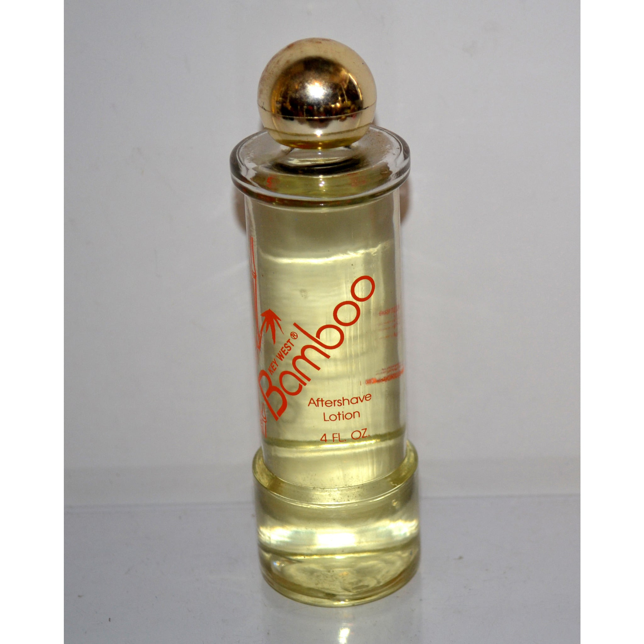 Vintage Bamboo After Shave By Key West