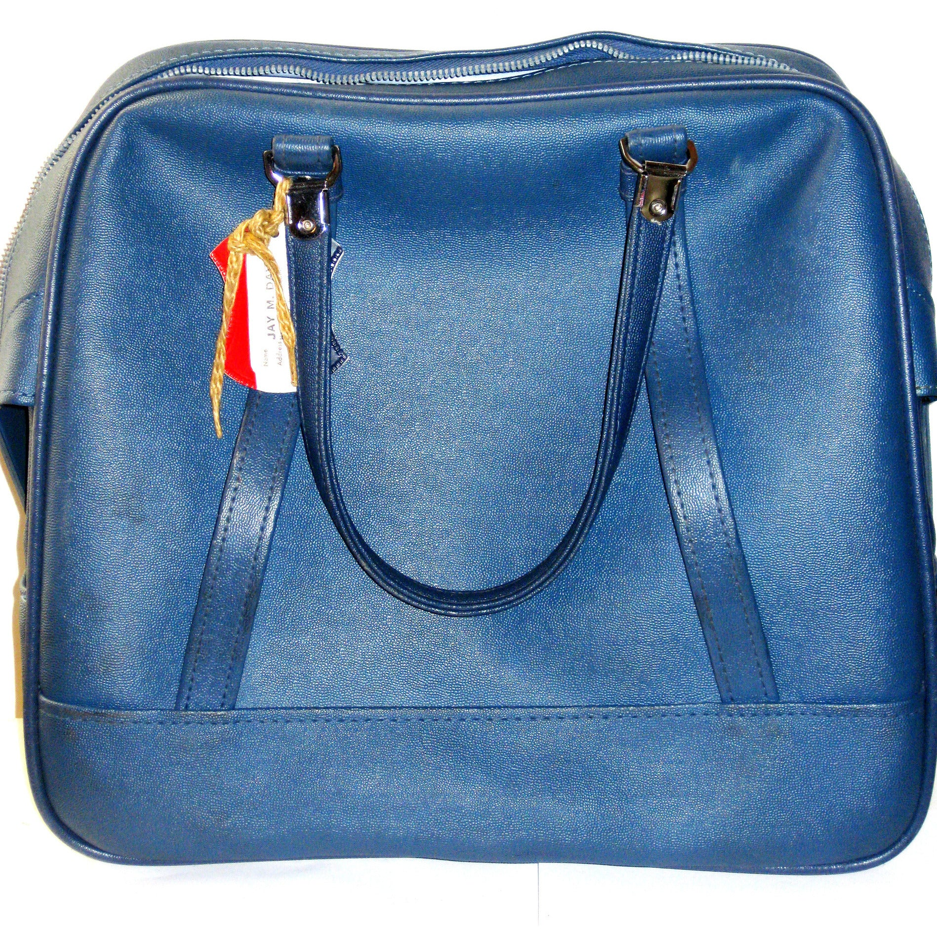 Vintage Blue Travelbag By American Tourister