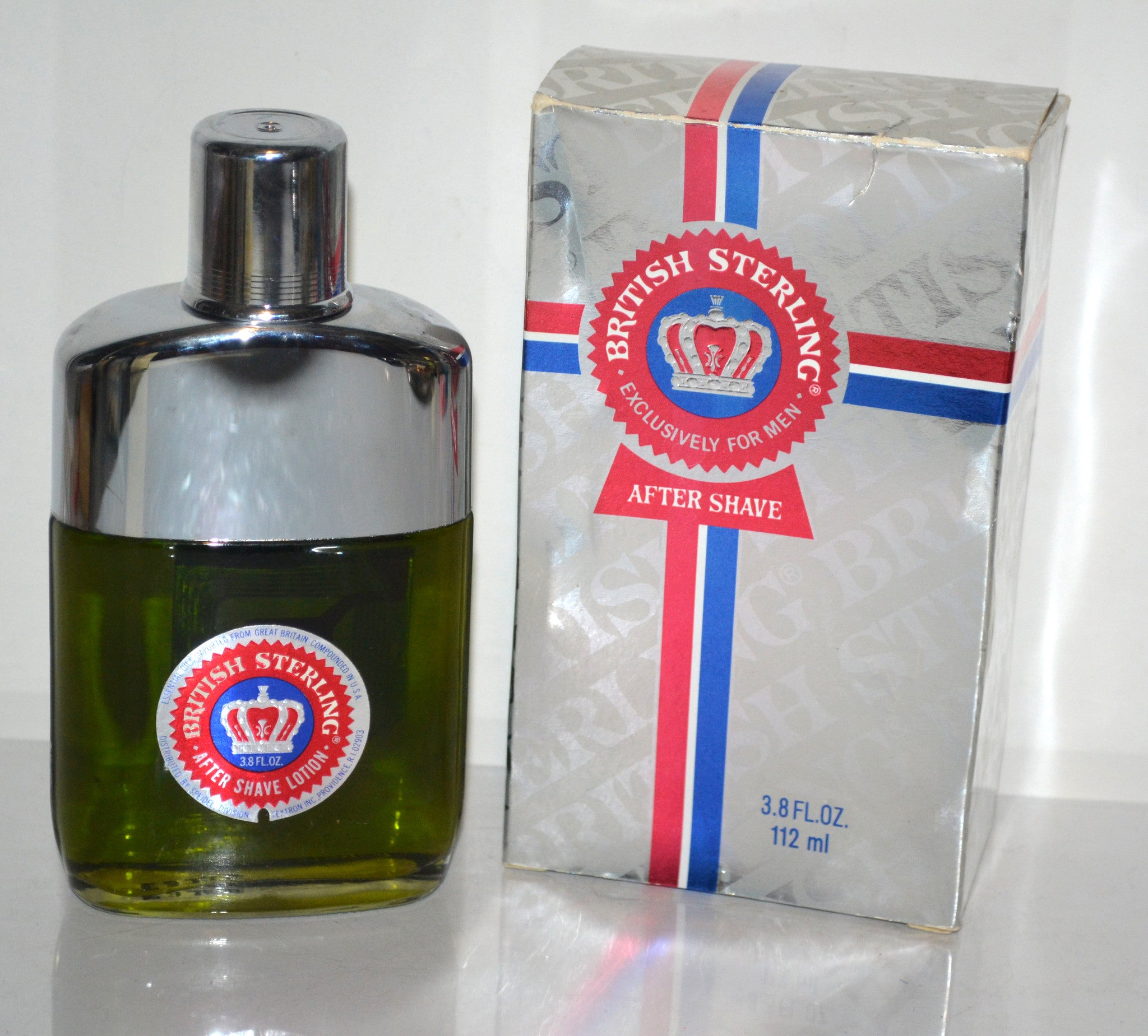 British Sterling After Shave By Speidel