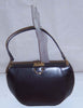 Vintage Henry Birks & Sons Coffee Leather Purse