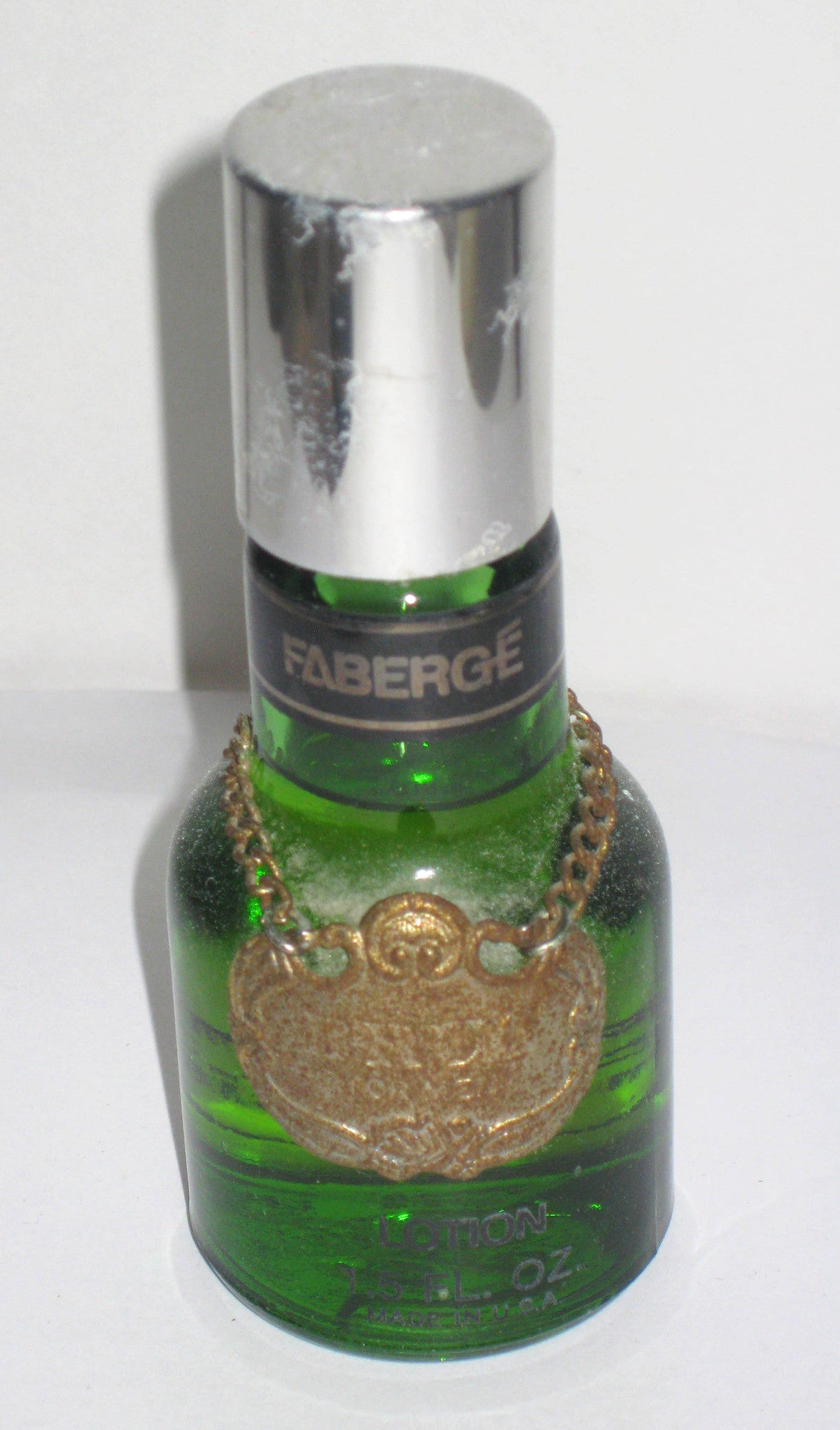 Vintage Faberge Brut For Men Lotion