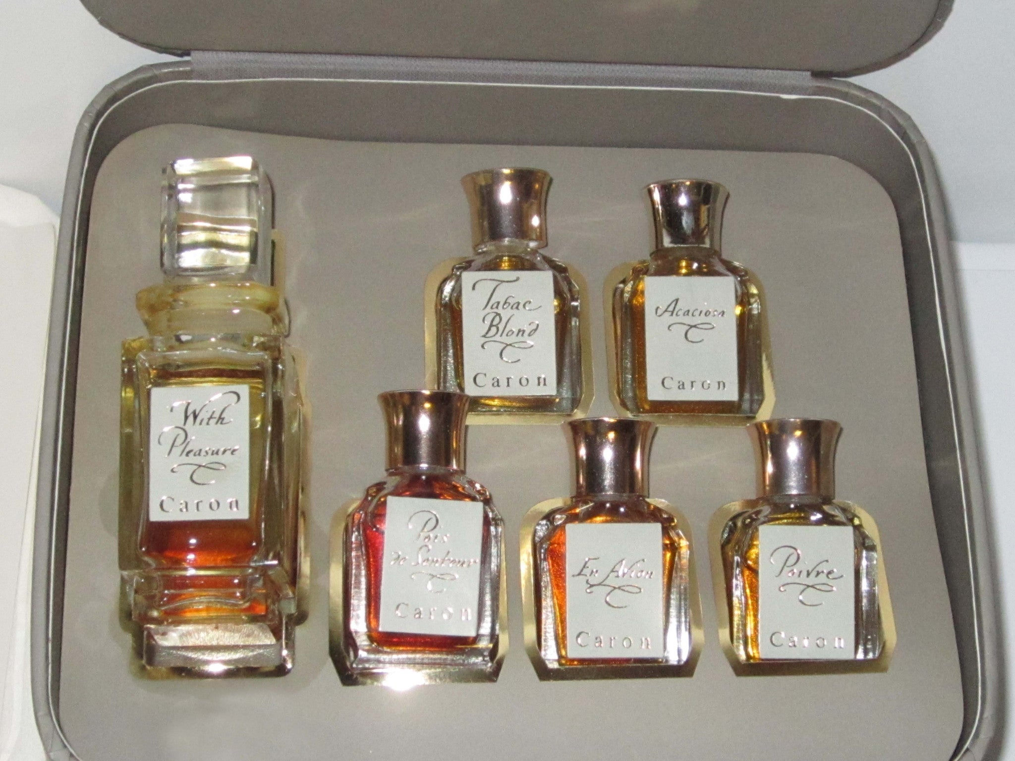 Caron Montaigne Parfum Set