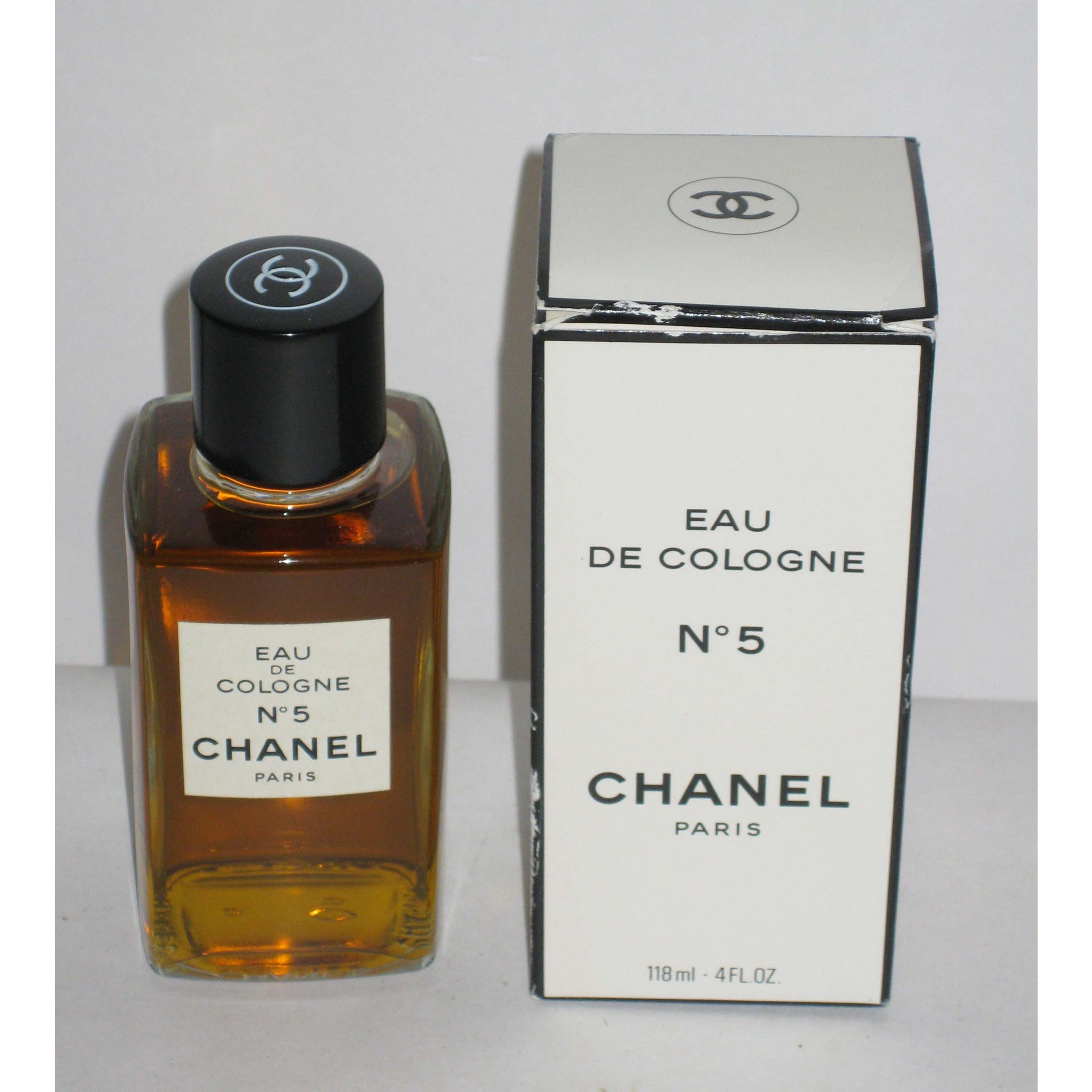 Vintage Chanel No 5 Eau Cologne
