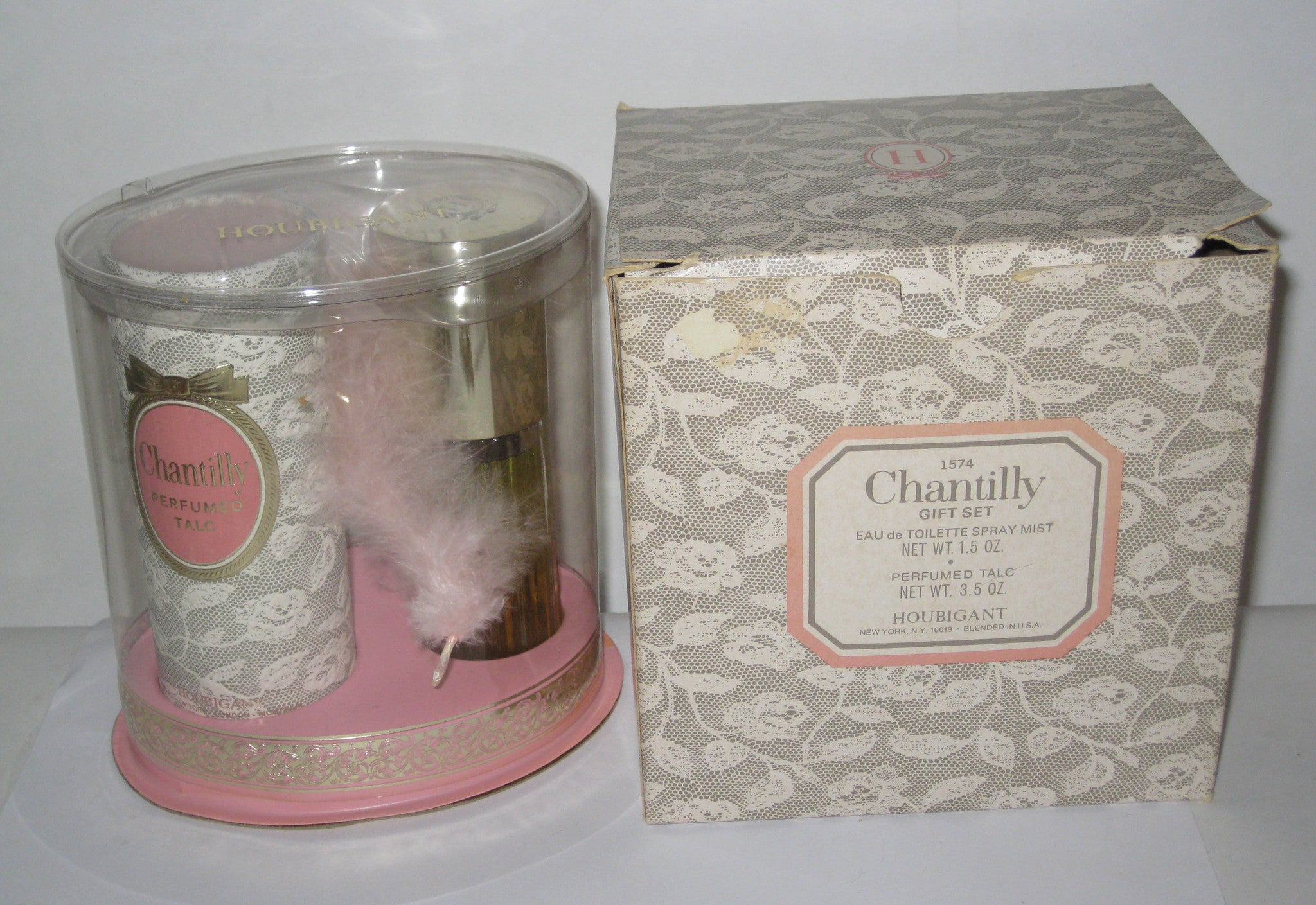 Houbigant Chantilly Gift Set