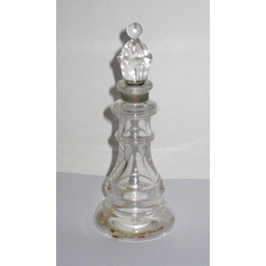 Vintage Mary Chess Pawn Chess Perfume Bottle