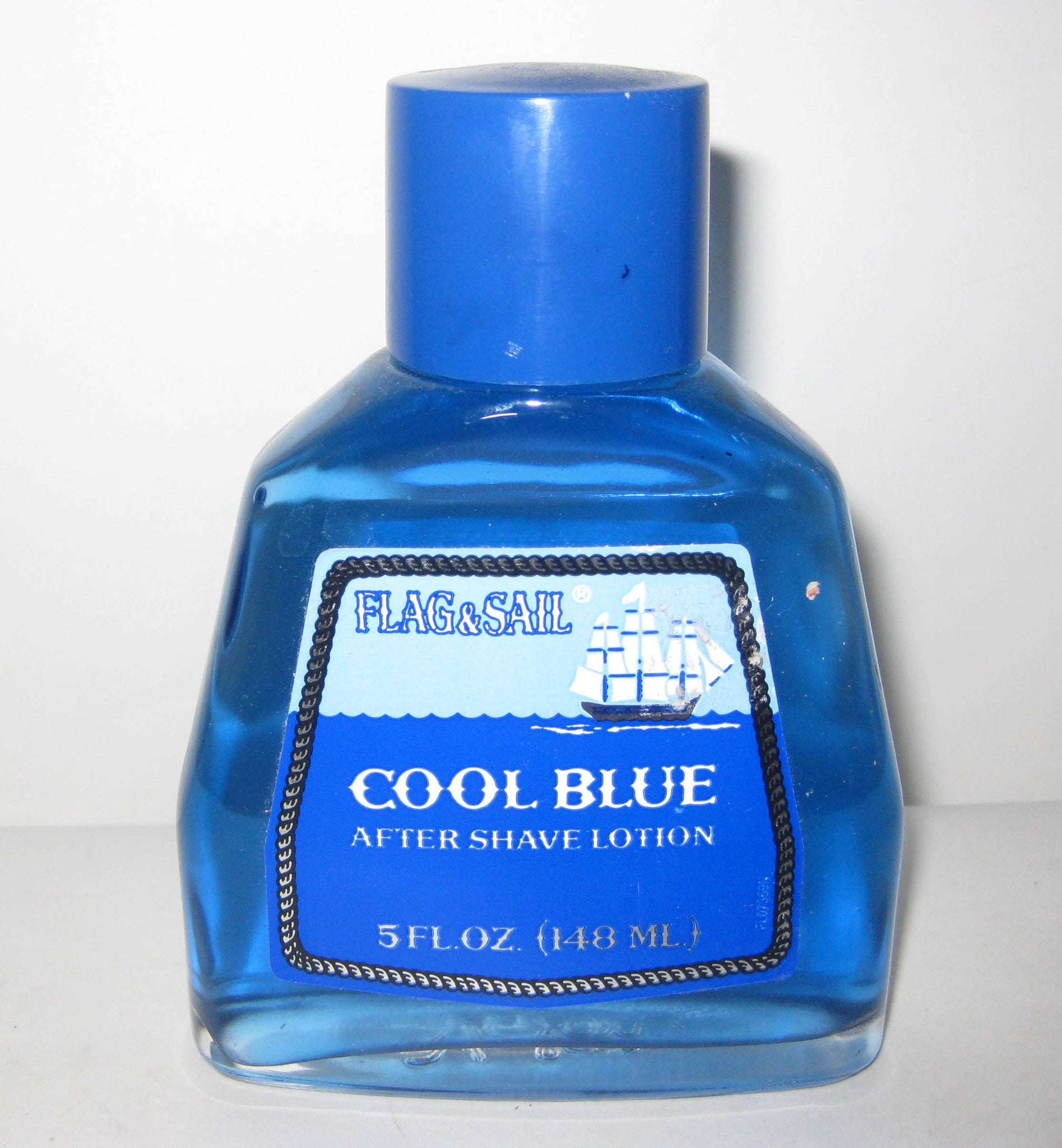 Cool Blue After Shave By Flag & Sail