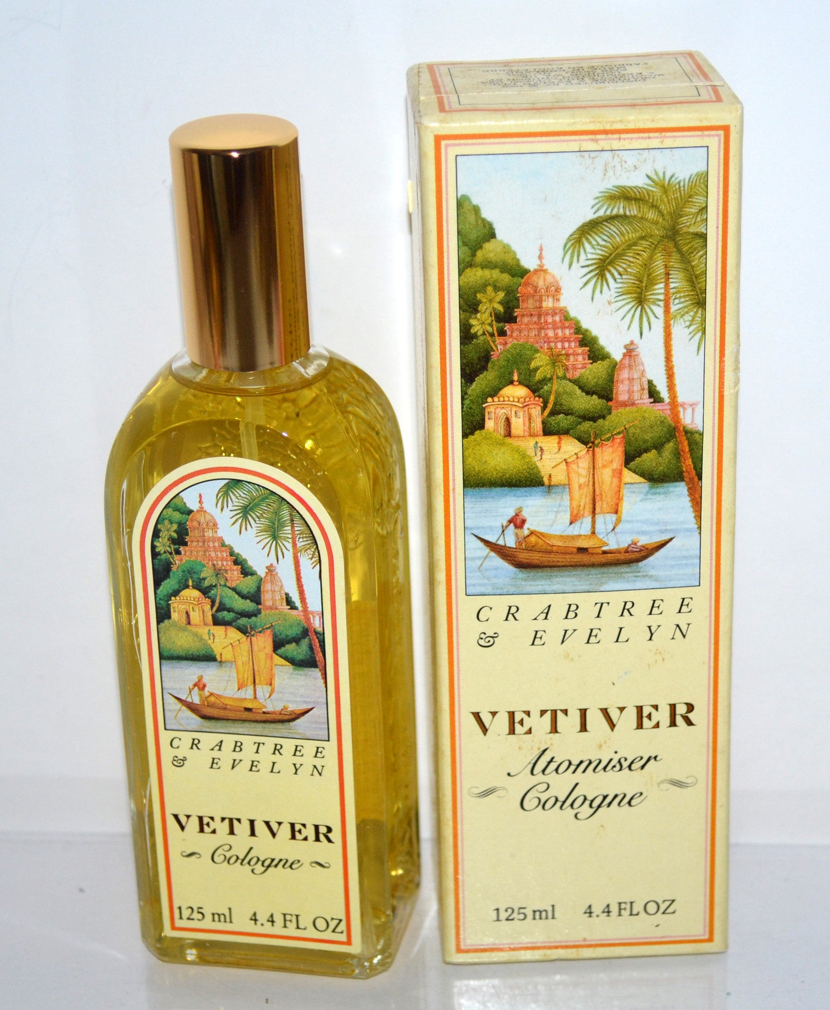 Crabtree & Evelyn Vetiver Cologne