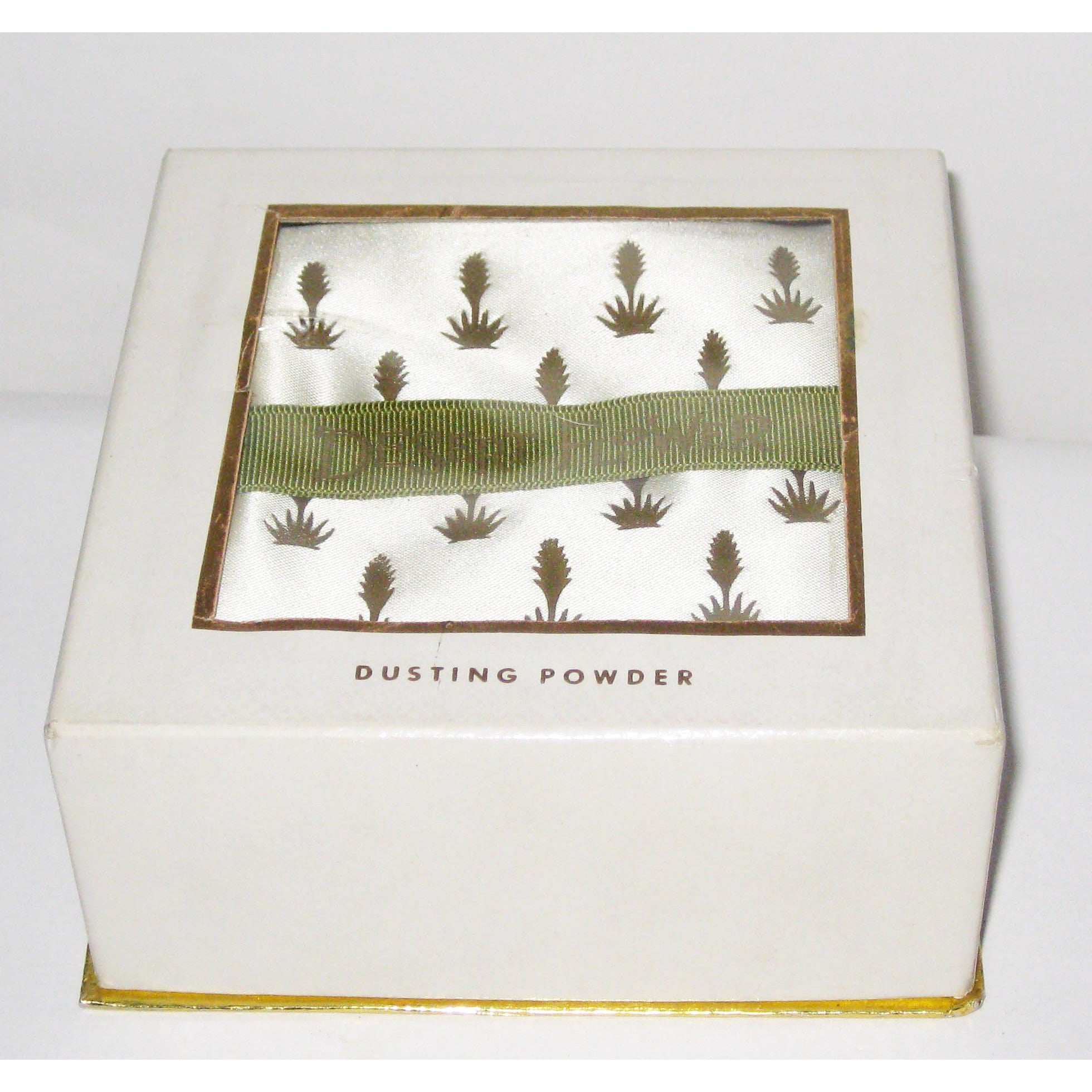 Vintage Desert Flower Dusting Powder By Shulton