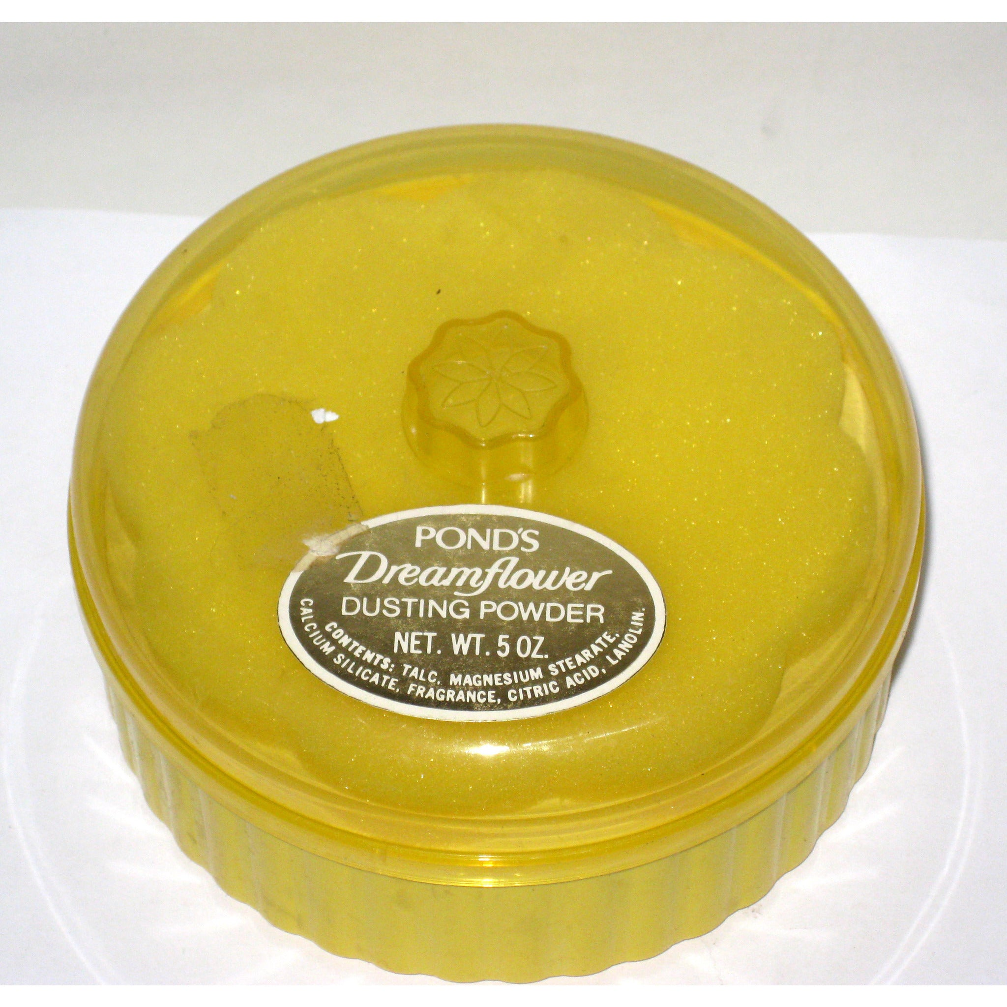 Vintage Dreamflower Dusting Powder By Ponds