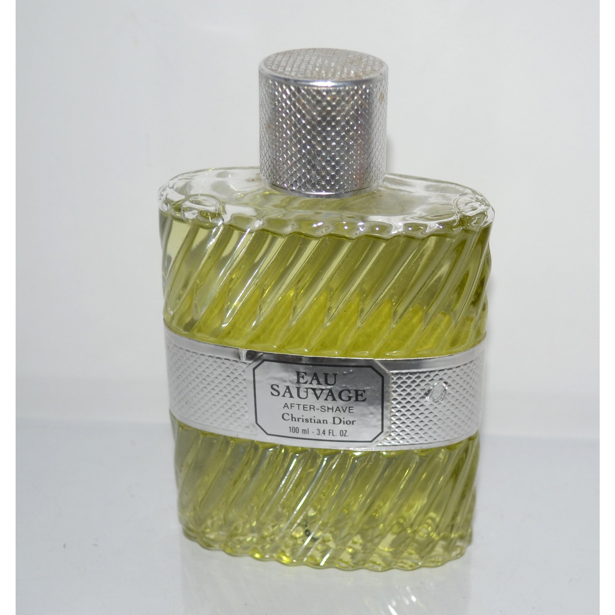 Vintage Eau Sauvage After Shave By Christian Dior