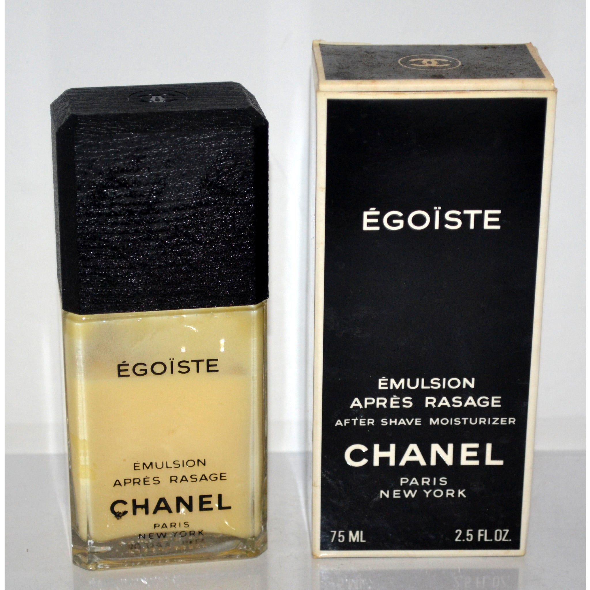 Vintage Egoiste After Shave By Chanel