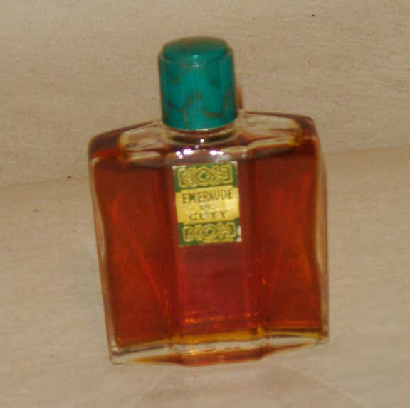 Coty Emeraude Perfume Mini