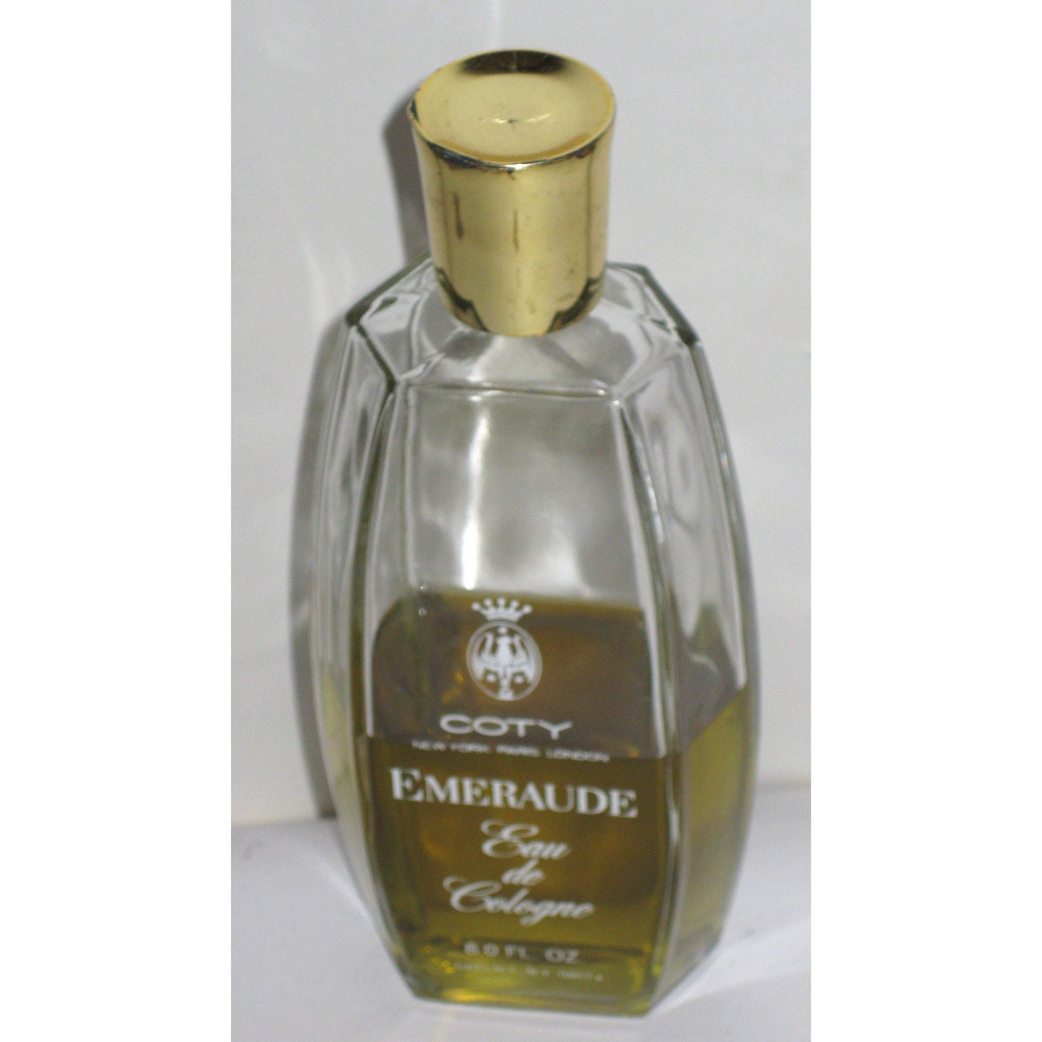 Vintage Emeraude Eau De Cologne By Coty