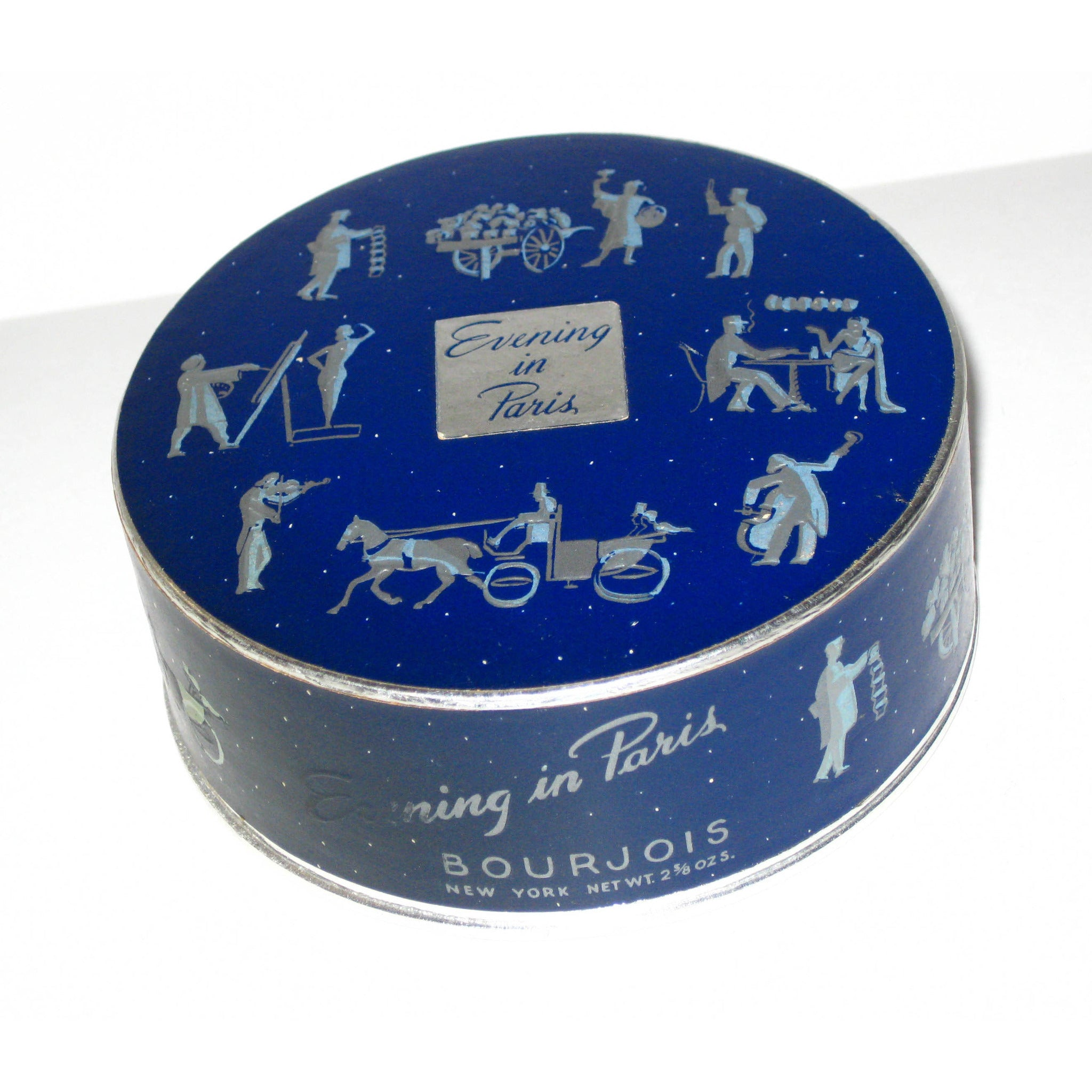 Vintage Evening in Paris Face Powder By Bourjois