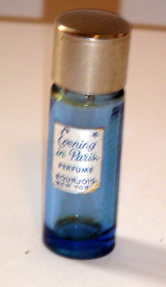 Bourjois Evening In Paris Perfume Mini