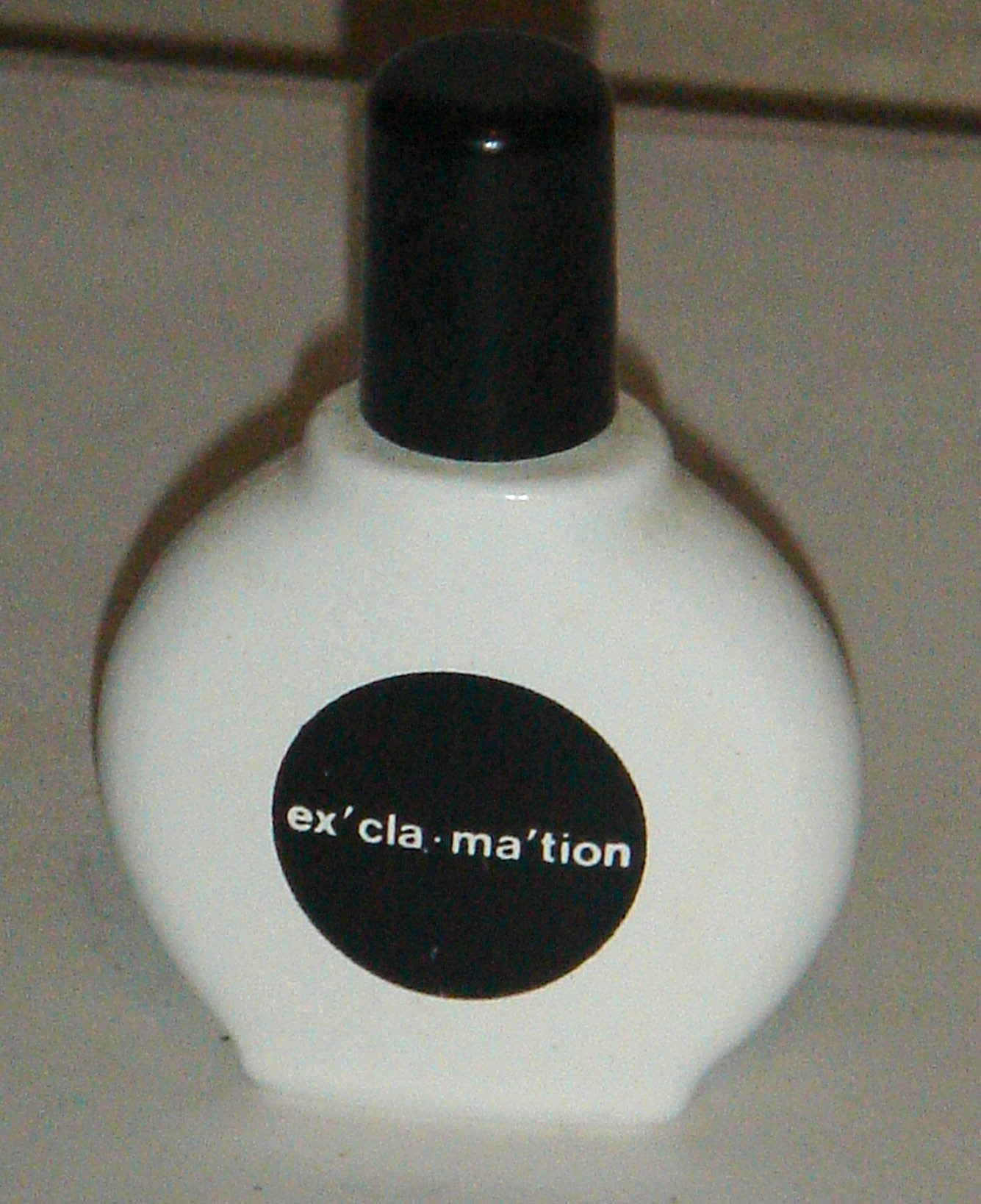 Coty Ex'Clamation Cologne Mini