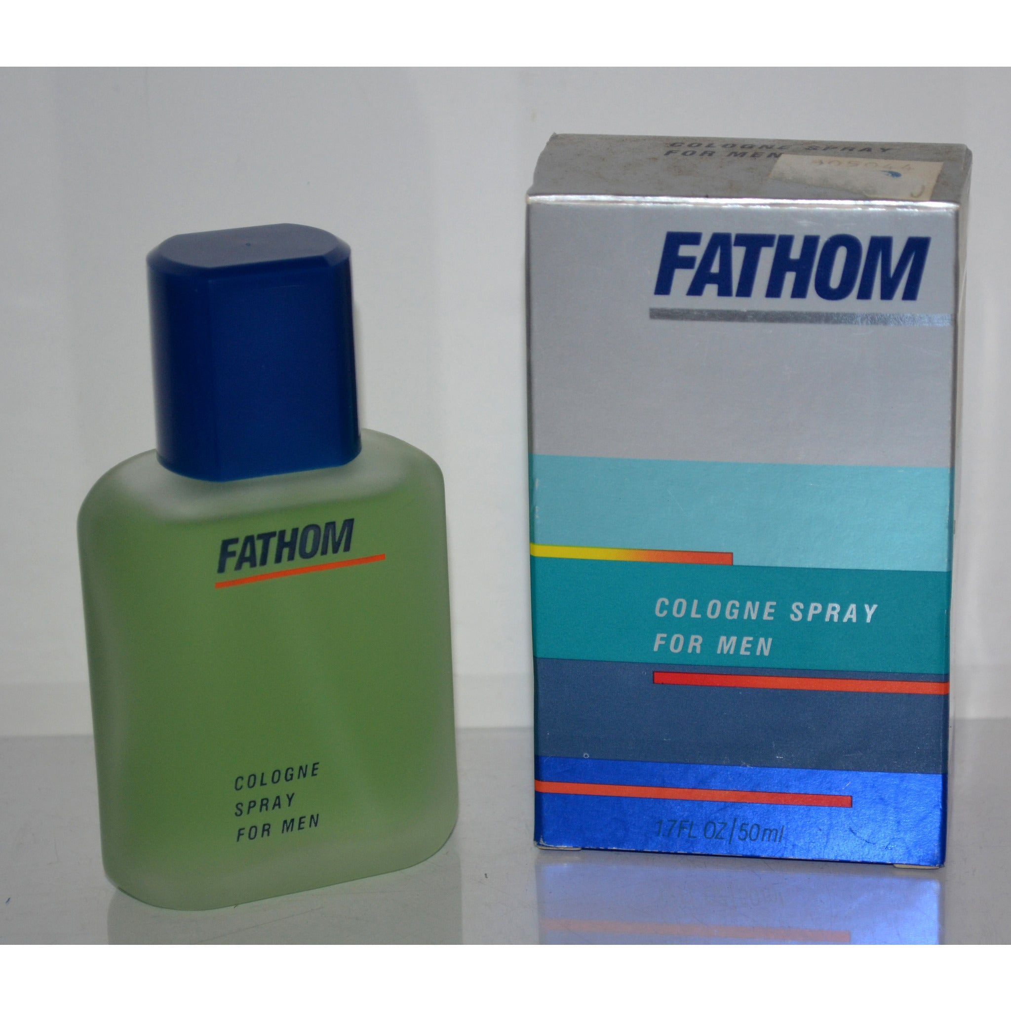 Vintage Fathom Cologne By MEM