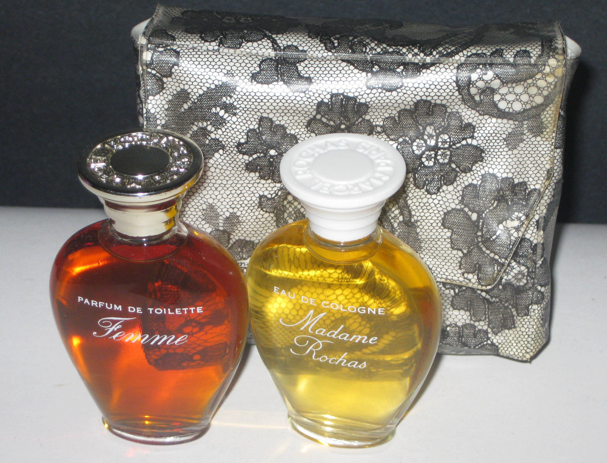 Marcel Rochas Femme Madame Air France Set