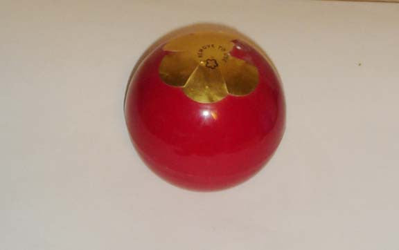 Faberge Flambeau Bath Powder Ball