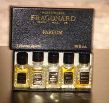 Fragonard Perfume Mini Set