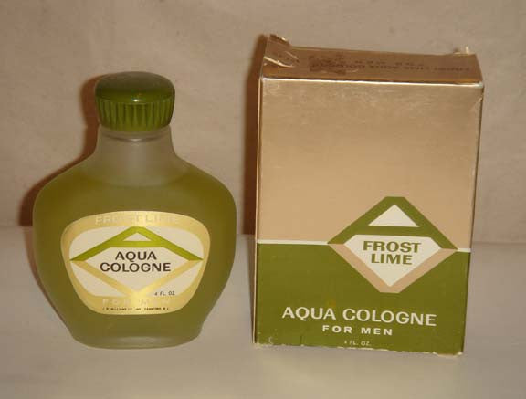 Frost Lime Aqua Cologne For Men