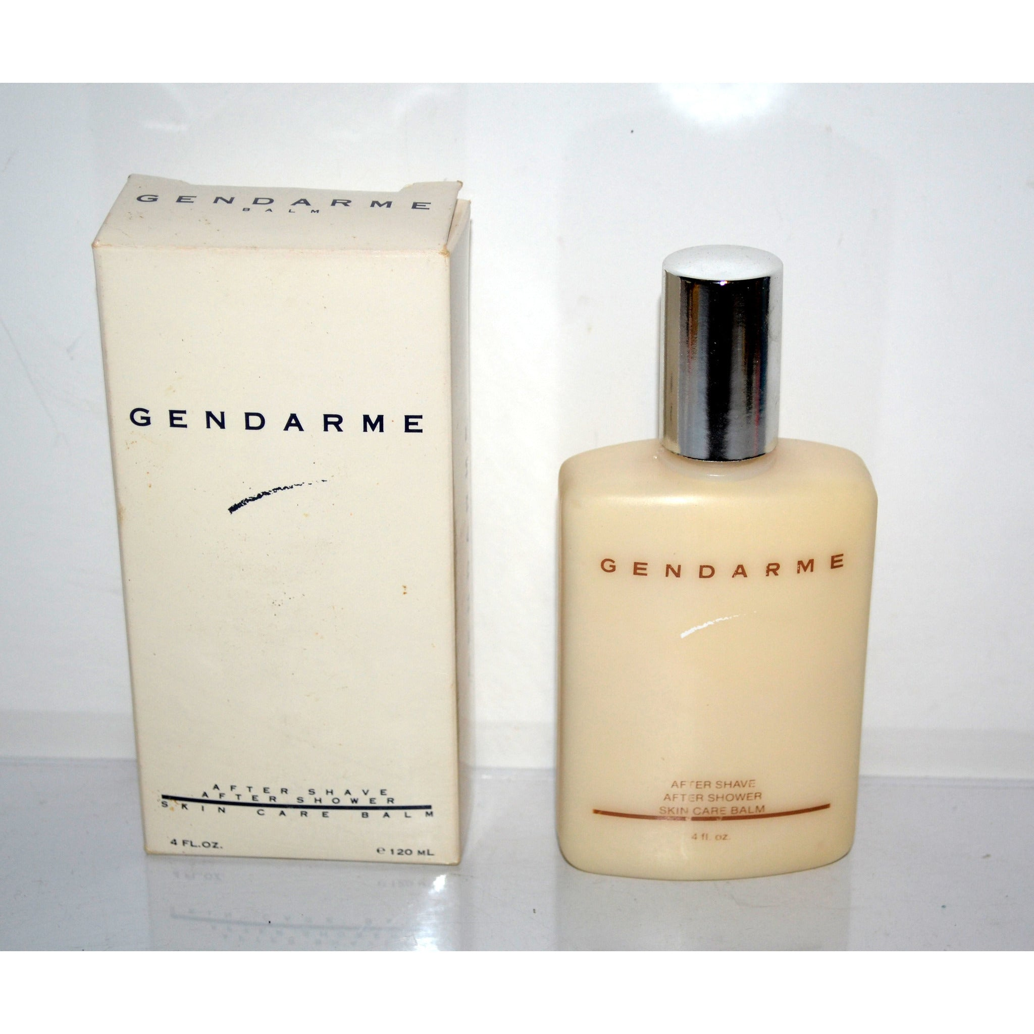 Vintage Gendarme After Shave Skin Care Balm