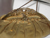 Vintage Ed B Robinson Gold Ornate Framed Evening Purse