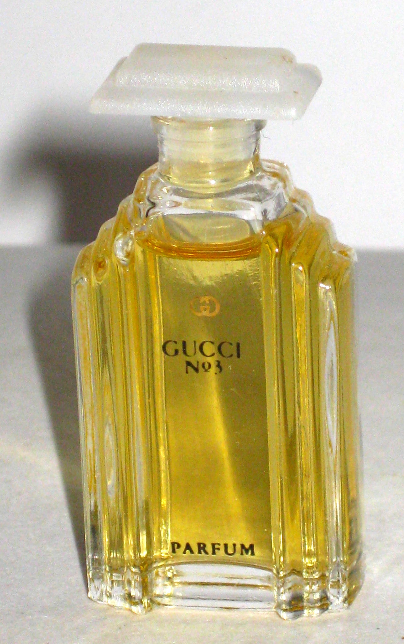 Gucci No 3 Parfum Mini