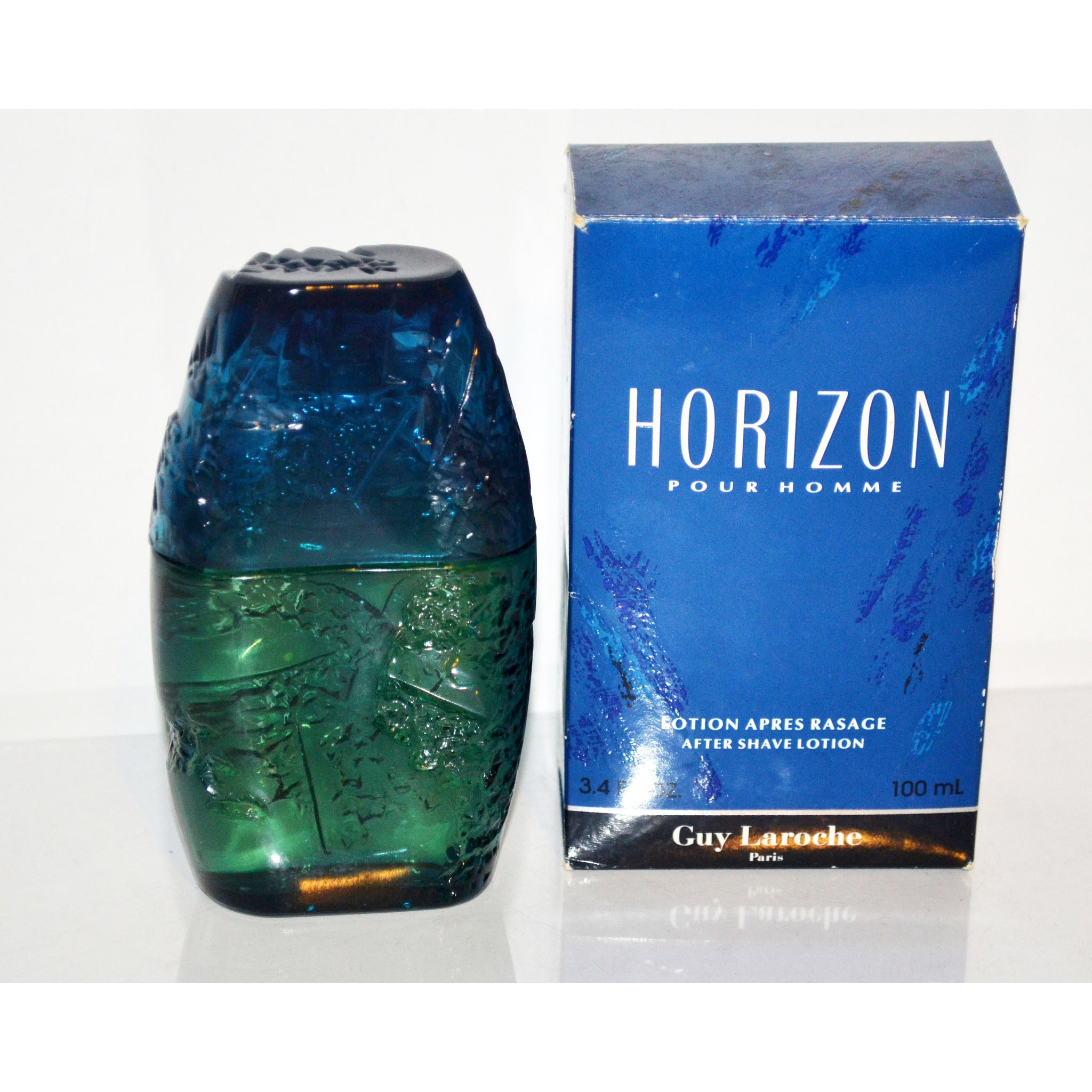 Vintage Horizon After Shave Lotion By Guy Laroche