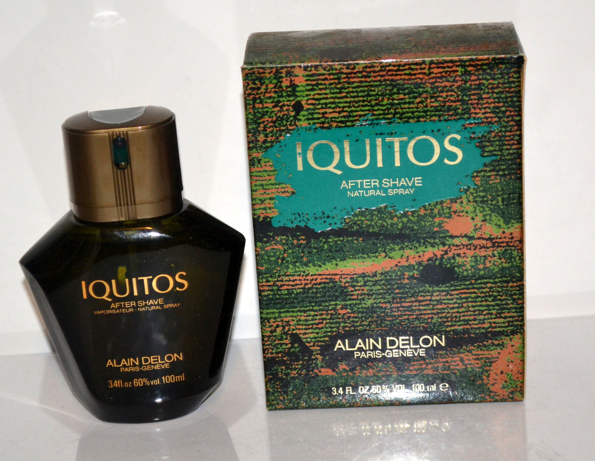 Alain Delon Iquitos After Shave