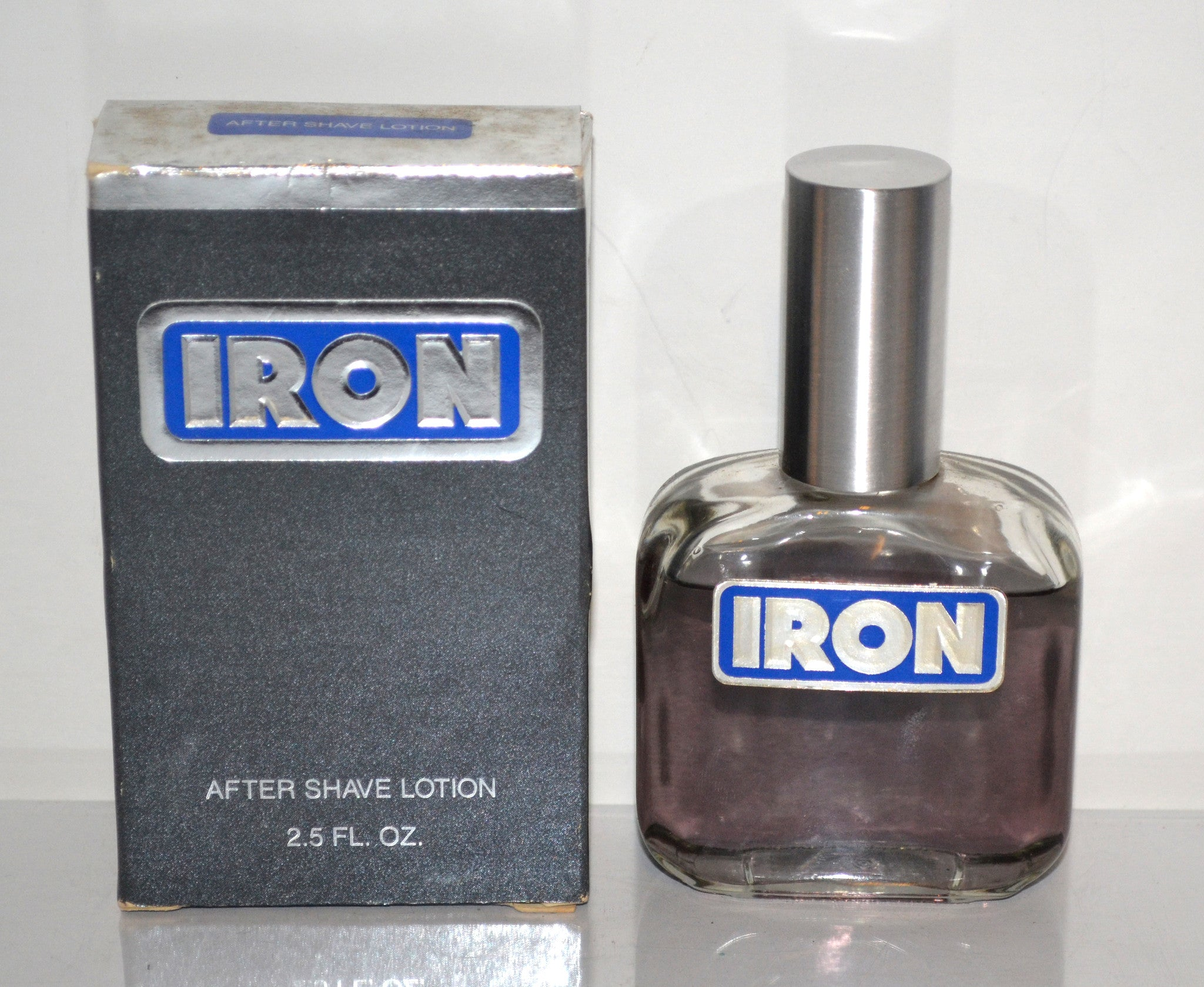 Coty Iron After Shave