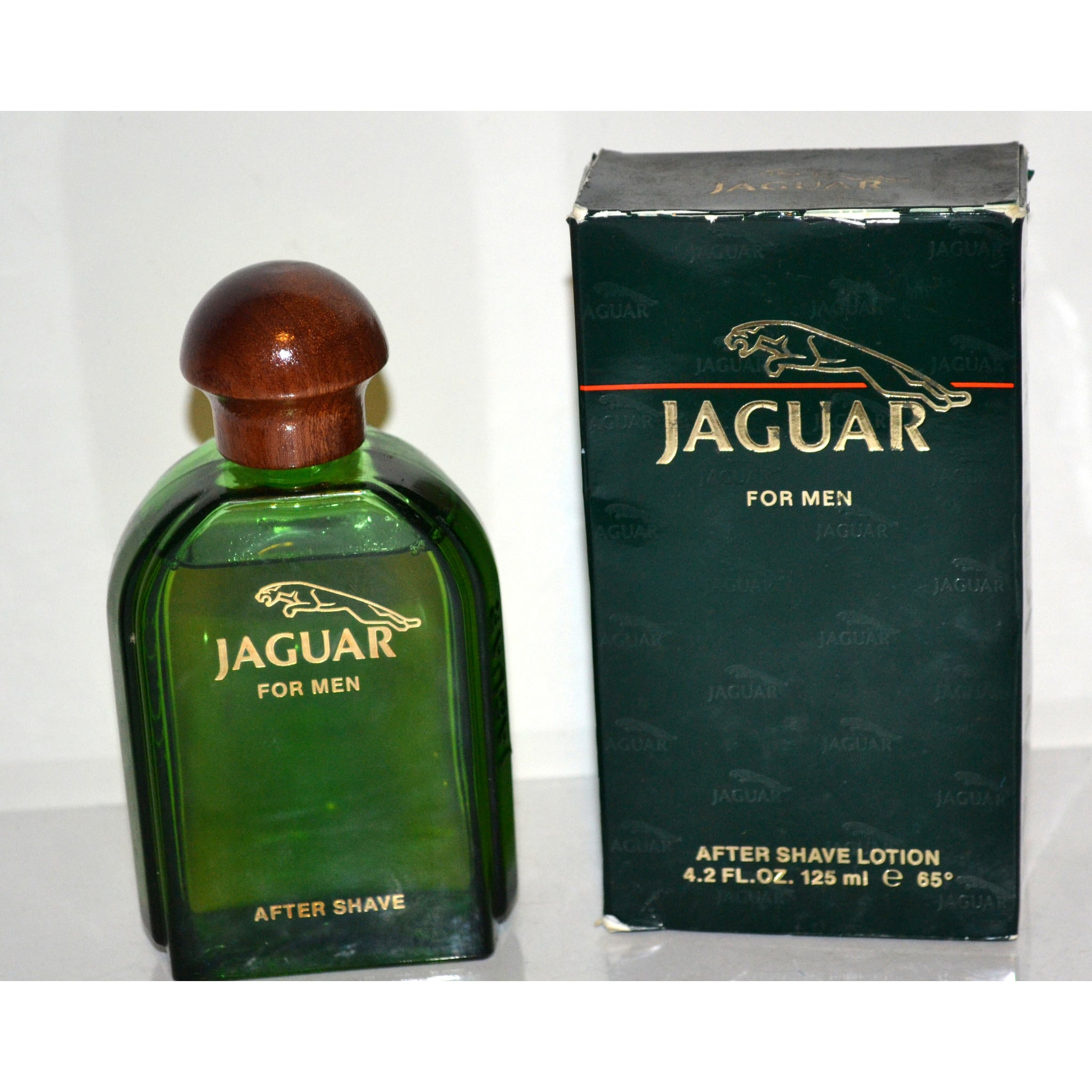 Vintage Jaguar For Men After Shave Lotion