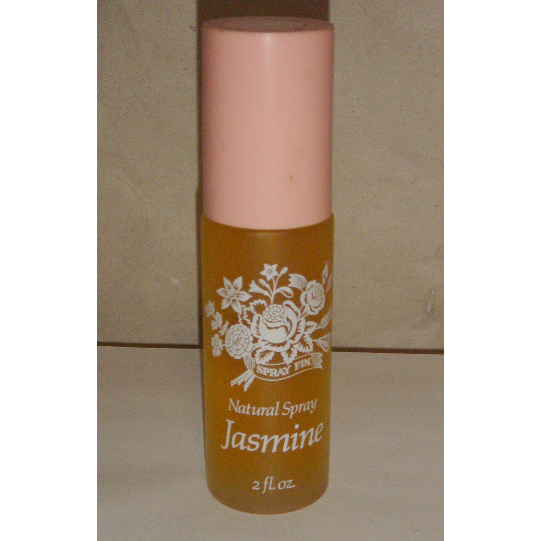 Vintage Alyssa Ashley Jasmine Natural Spray