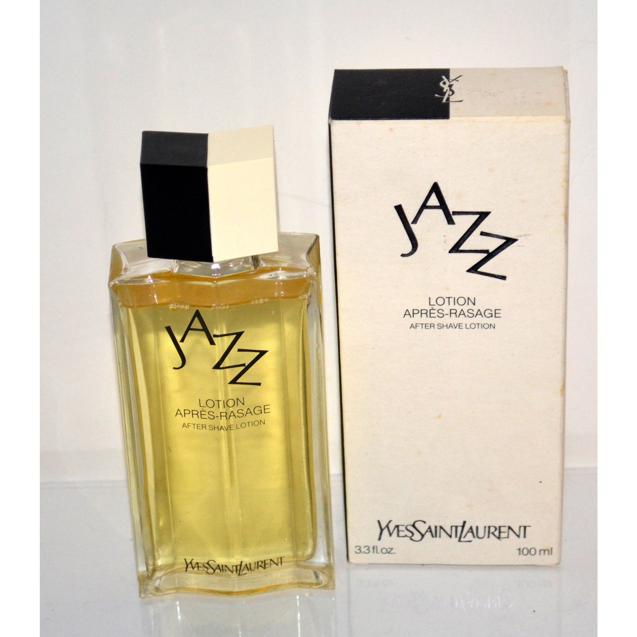 Vintage Jazz After Shave By Yves Saint Laurent