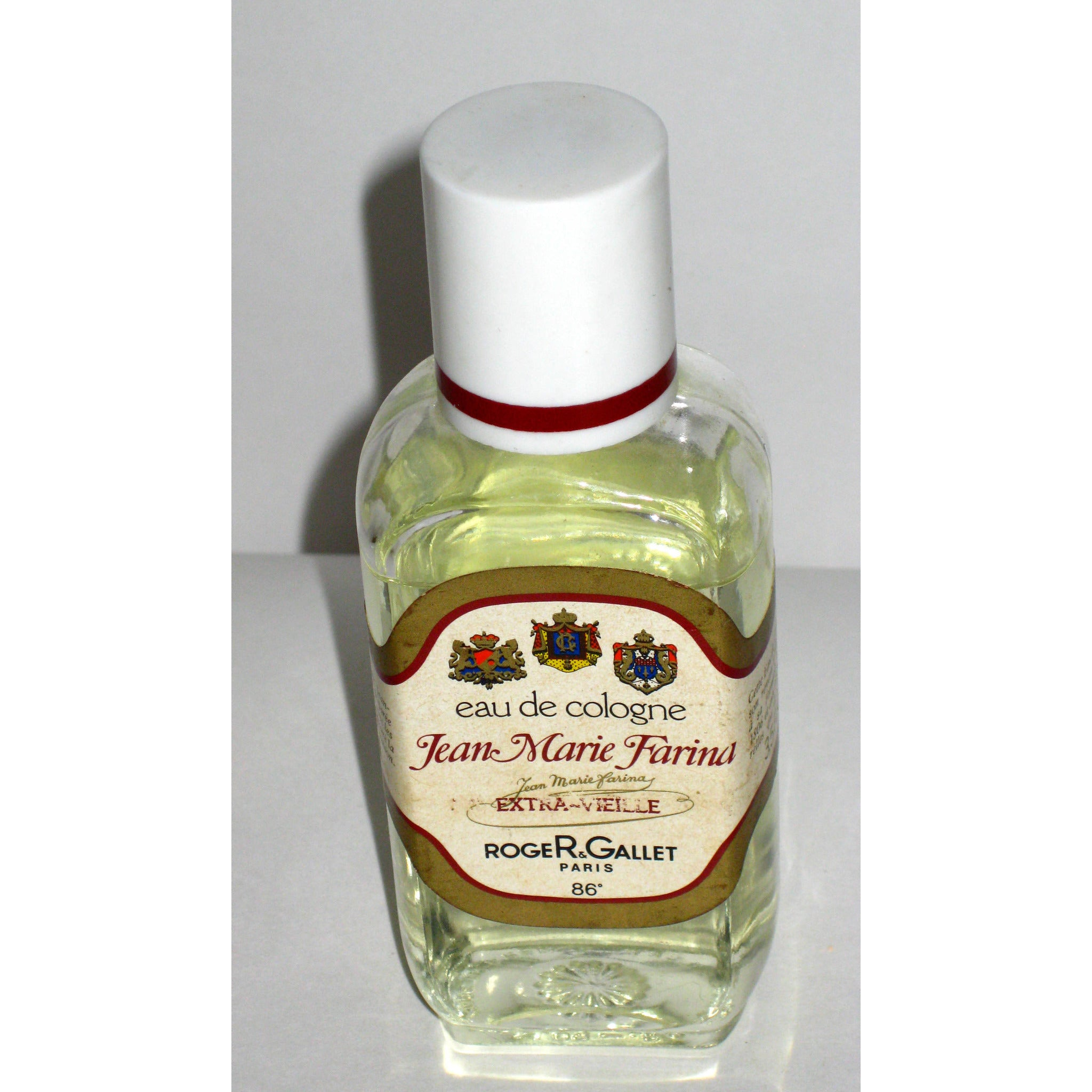 Vintage Jean Marie Farina Cologne By Roger & Gallet