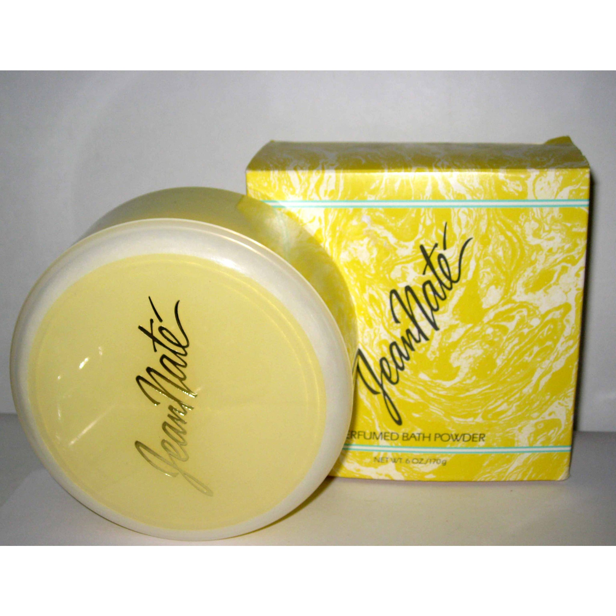 Vintage Jean Nate Bath Powder By Charles of the Ritz | Quirky Finds