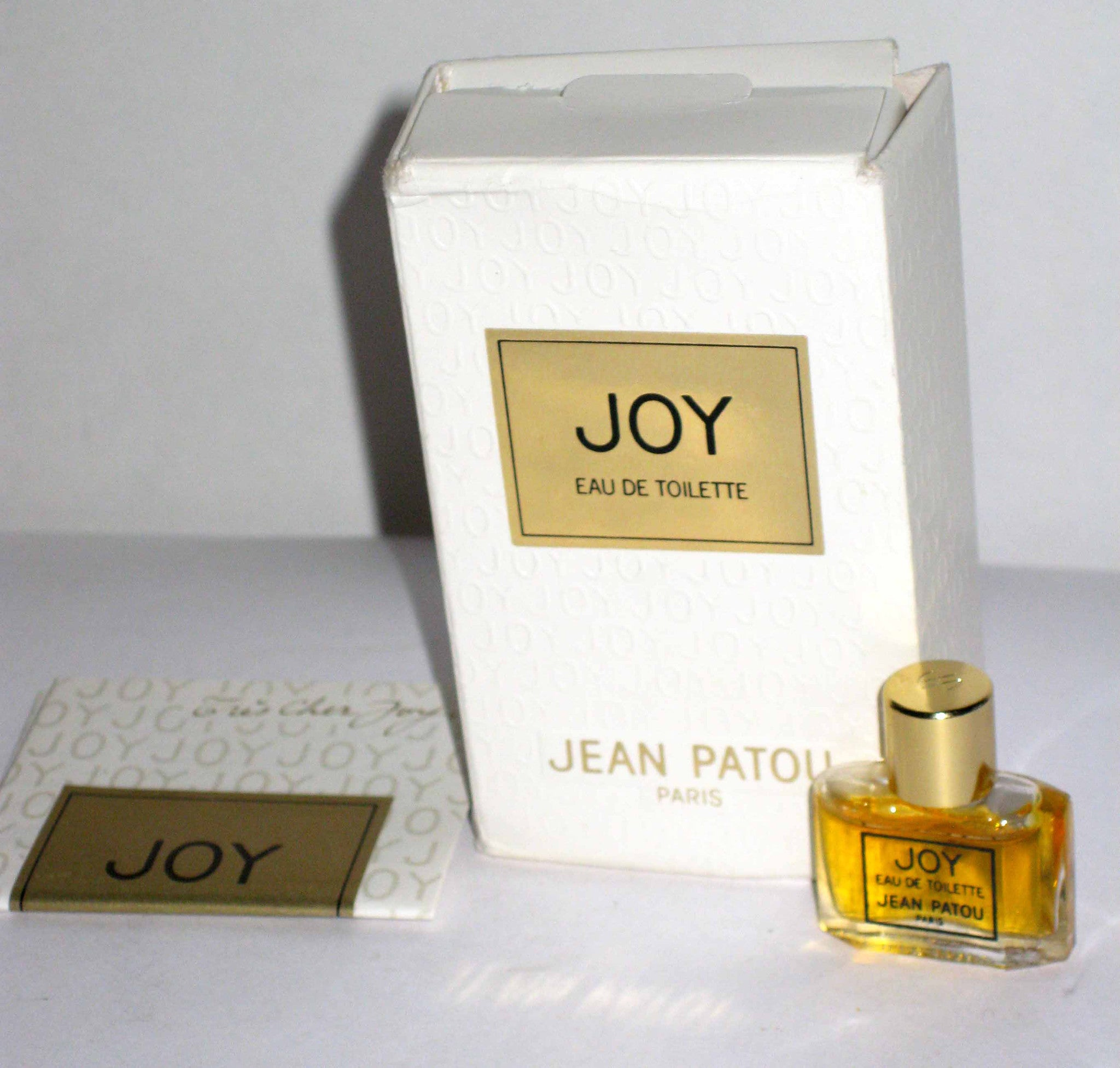 Jean Patou Joy Eau De Toilette Mini