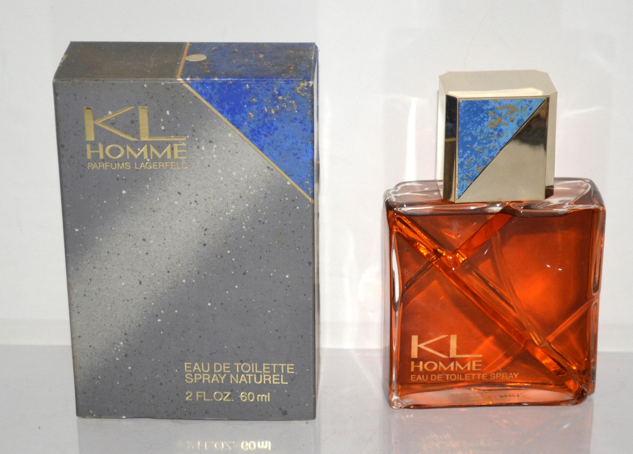 Parfums Lagerfeld KL Homme Eau De Toilette Naturel Spray